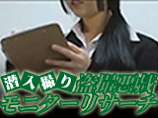盗撮AV:盗SATU悪戯モニターリサーチ:丸見えまんこ