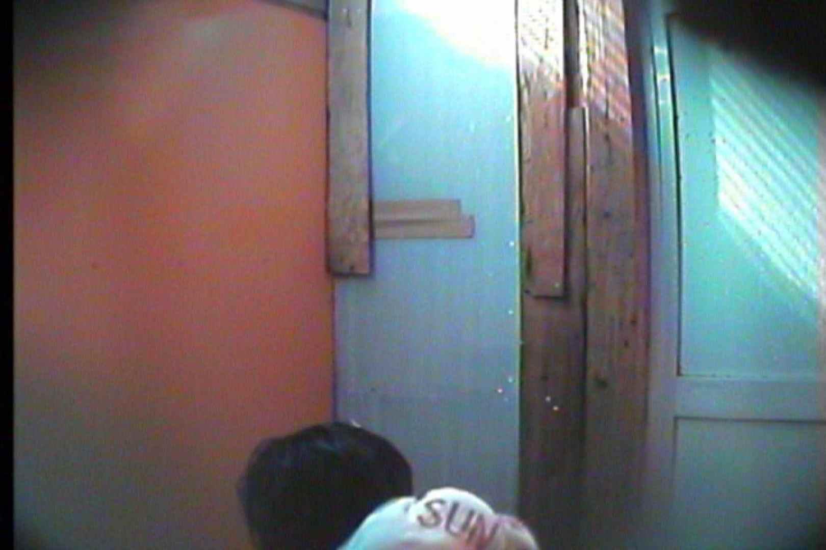 海の家の更衣室 Vol.17 盛合せ   シャワー室  62画像 6