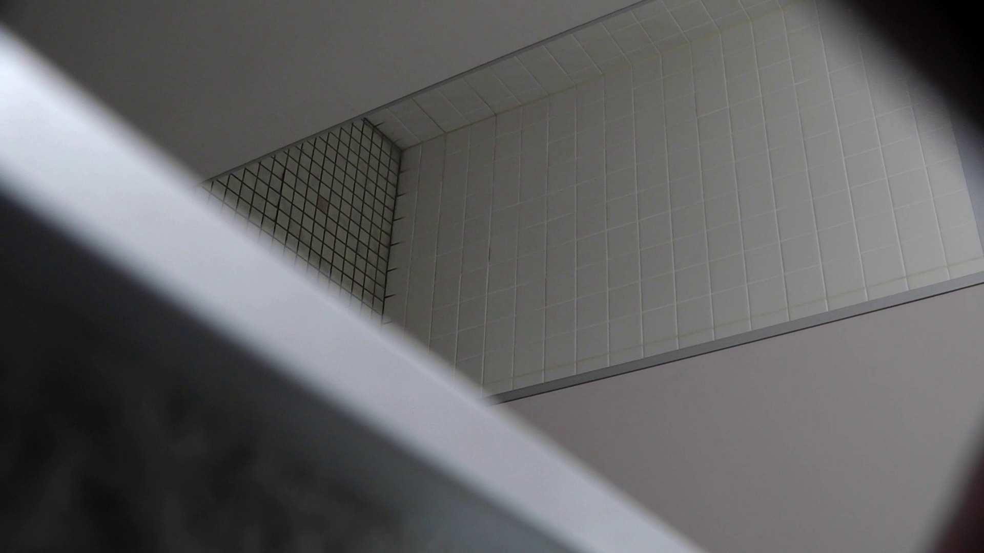 お銀さんの「洗面所突入レポート!!」無料お試し動画!!その1 お姉さん | 丸見えマンコ  31画像 1