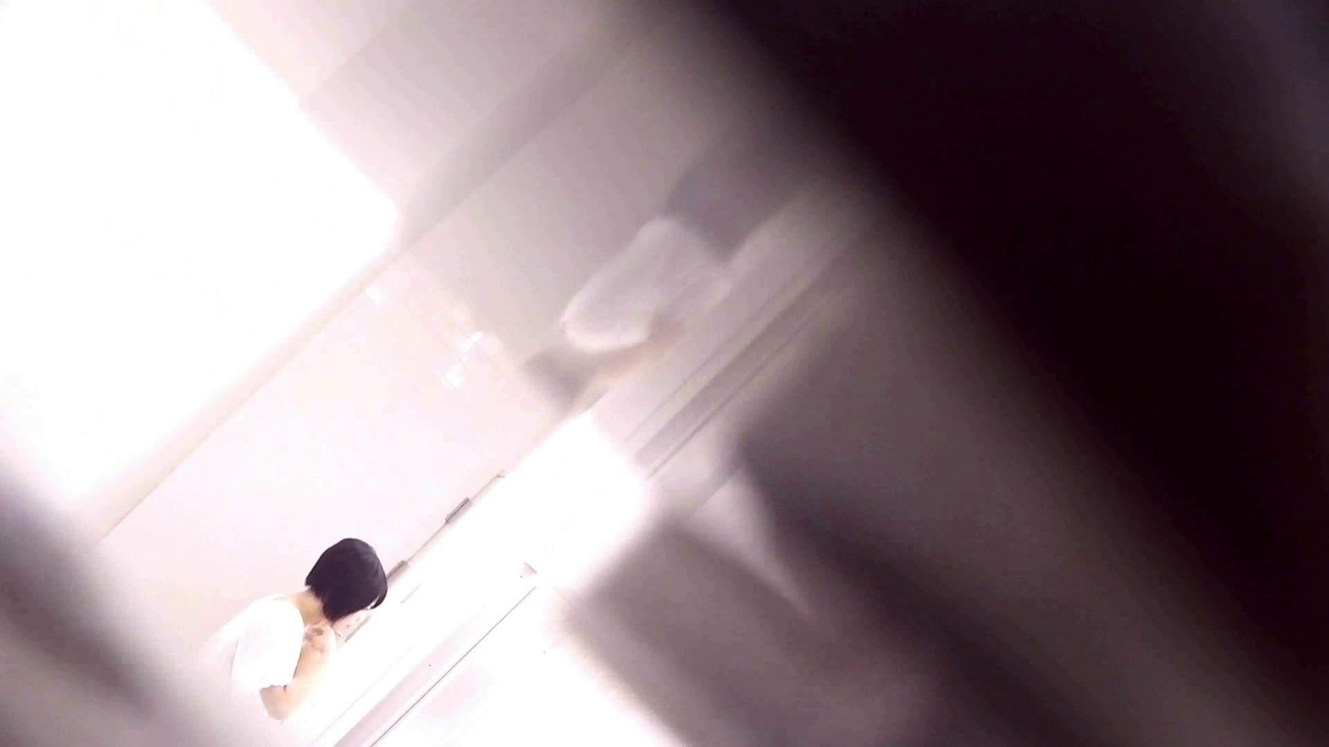 お銀さんの「洗面所突入レポート!!」無料お試し動画!!その1 お姉さん | 丸見えマンコ  31画像 24