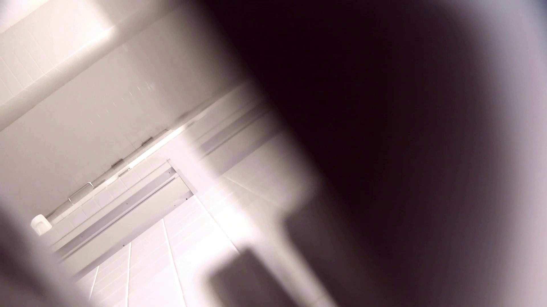 お銀さんの「洗面所突入レポート!!」無料お試し動画!!その1 お姉さん | 丸見えマンコ  31画像 25