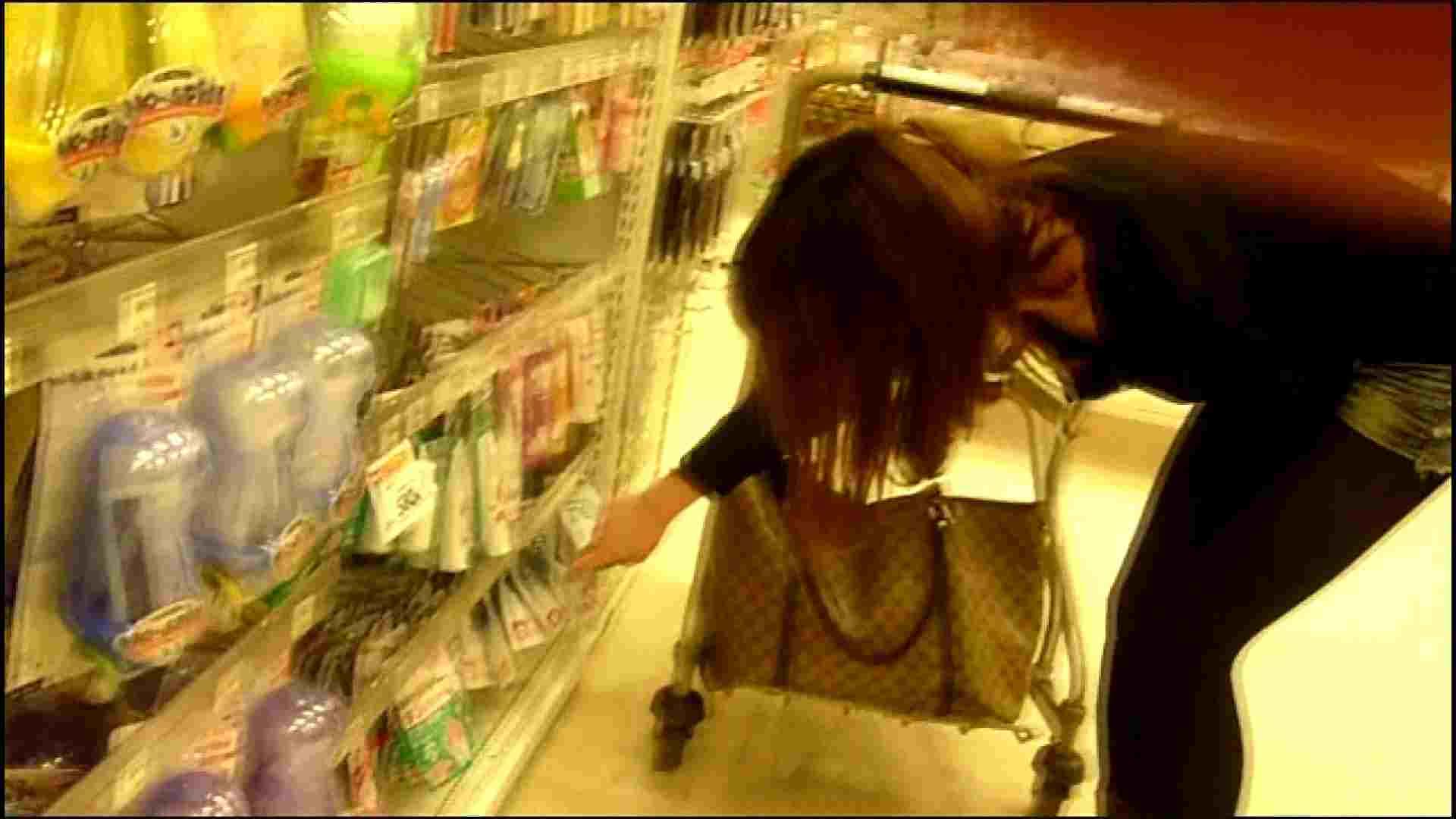 NO.1 ベビーコーナーにいた美人ママさん アラ30 | チラ  40画像 8
