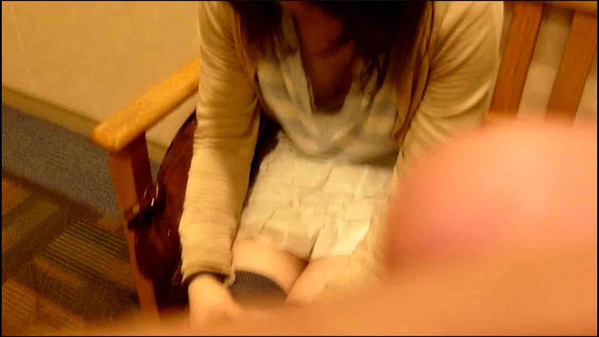 NO.3 某イオNN店内のエレベーター前でケータイに夢中な女の子 胸チラ   チラ  107画像 5