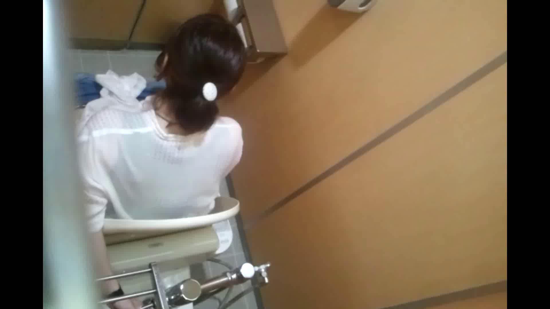 化粧室絵巻 商い場編 VOL.03 お姉さん | 洗面所  31画像 13