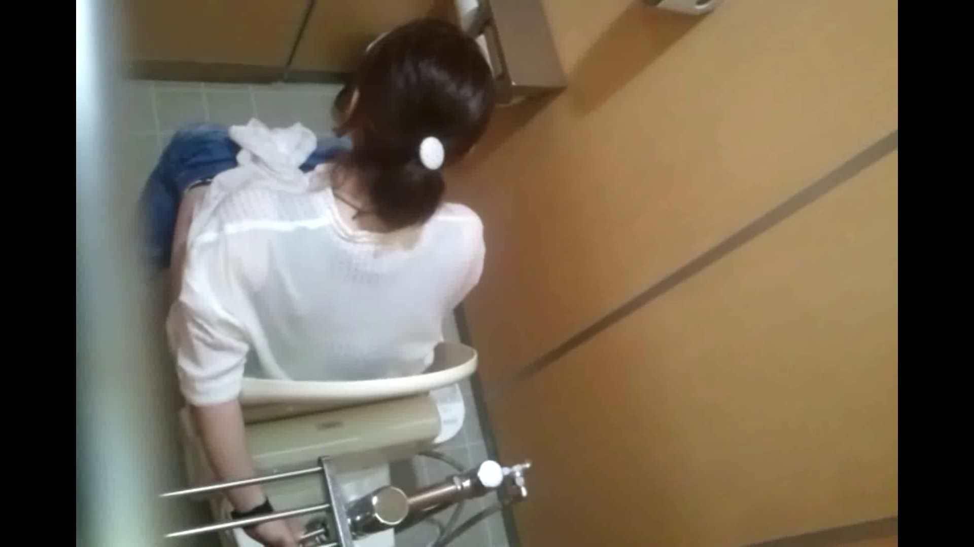 化粧室絵巻 商い場編 VOL.03 お姉さん | 洗面所  31画像 14