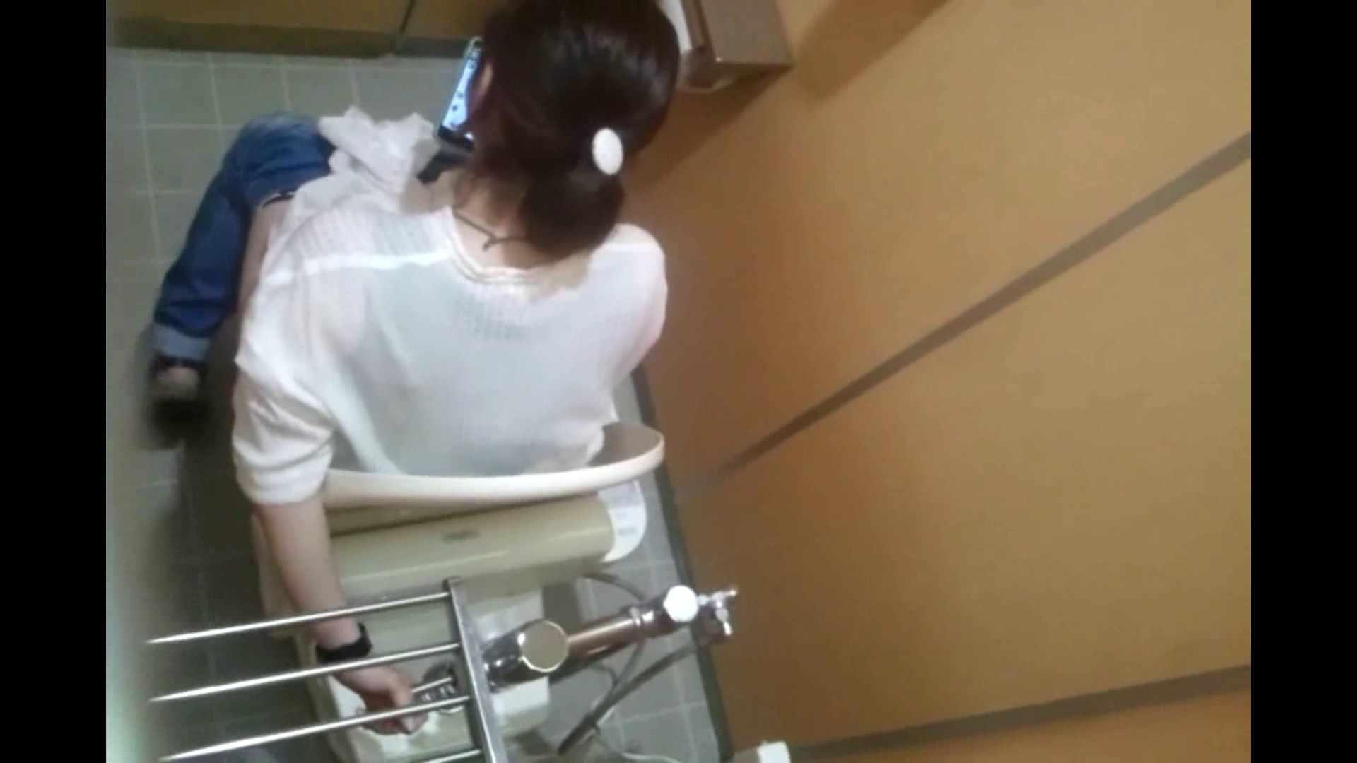 化粧室絵巻 商い場編 VOL.03 お姉さん | 洗面所  31画像 22