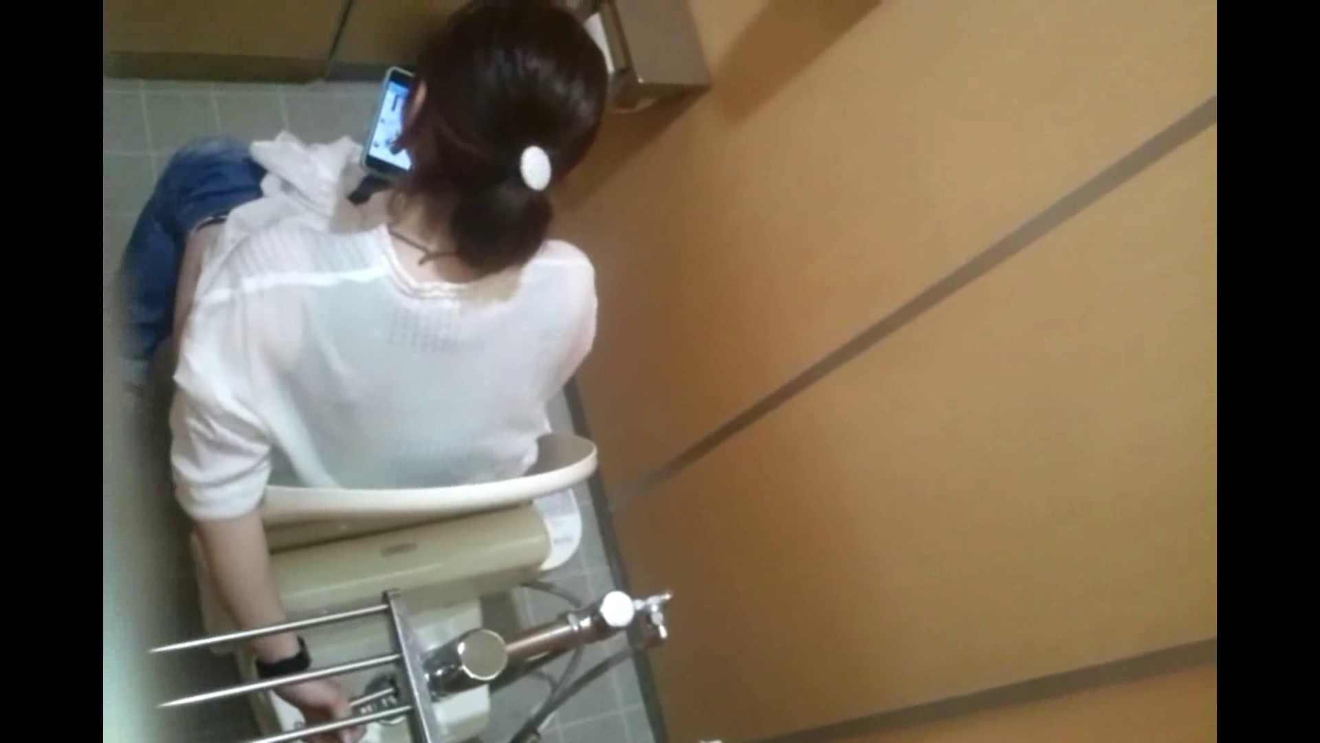 化粧室絵巻 商い場編 VOL.03 お姉さん | 洗面所  31画像 25
