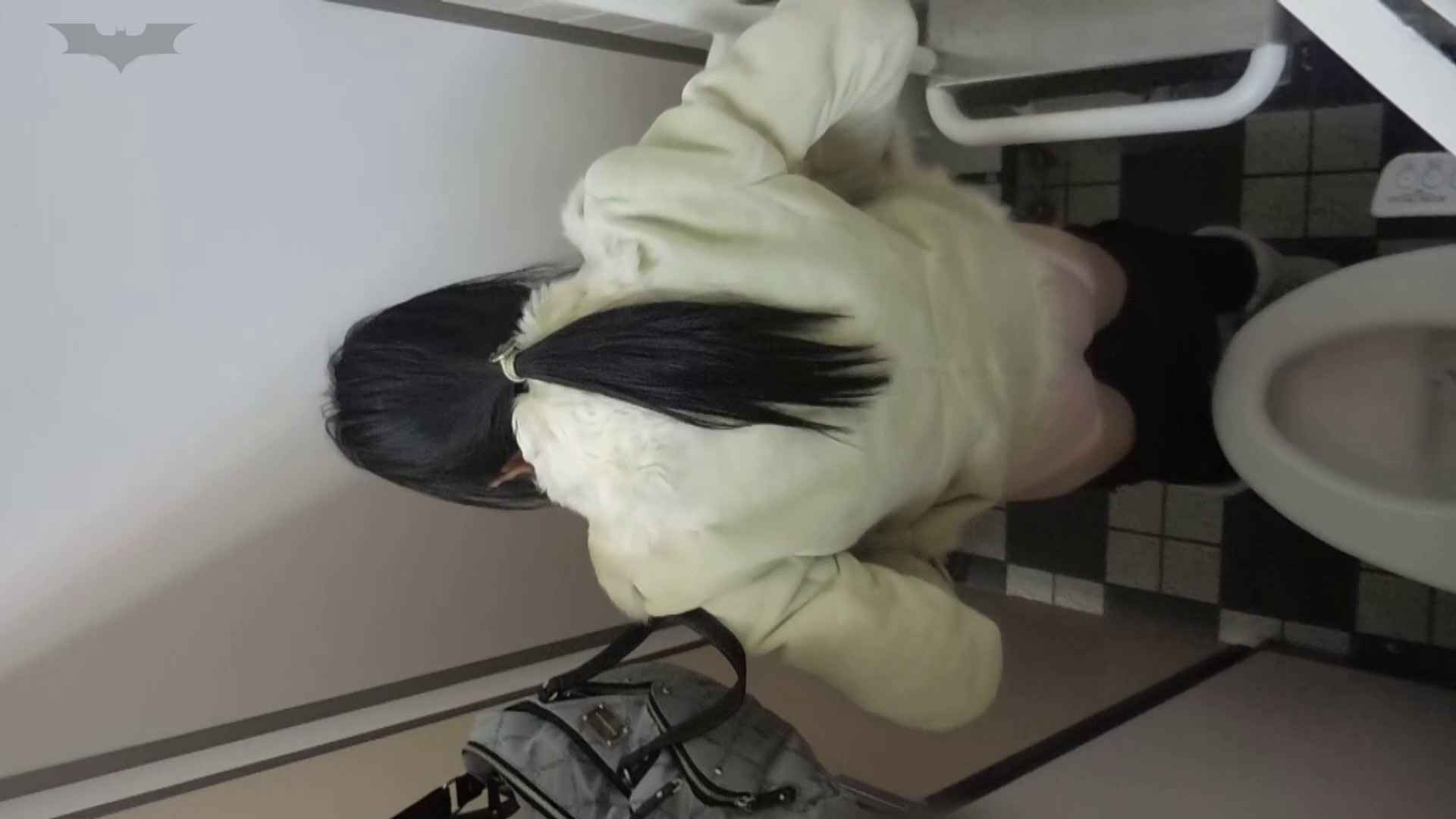 化粧室絵巻 駅舎編 VOL.22 季節外れの冬服特集!! 黄金水   細身  74画像 18