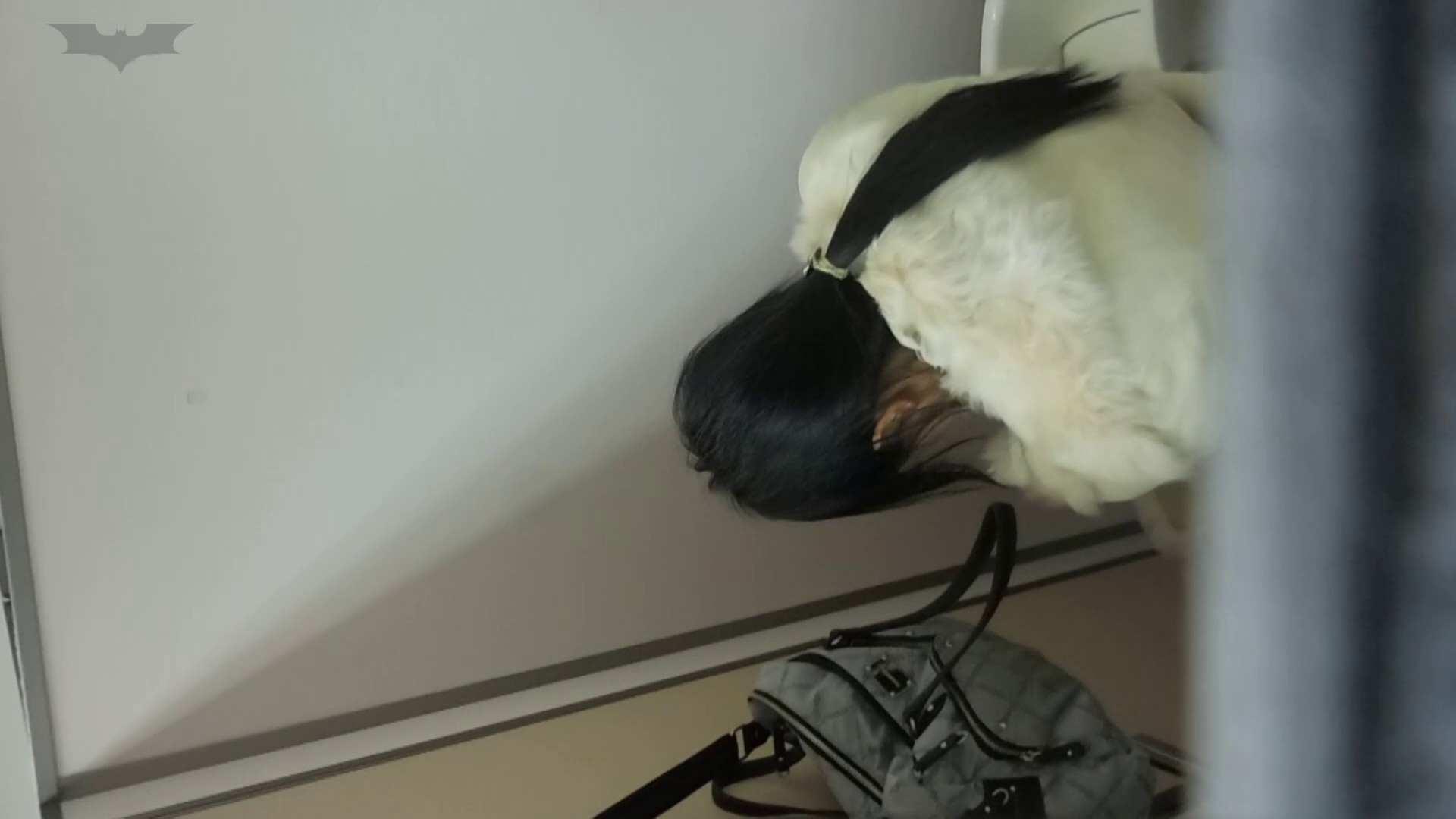 化粧室絵巻 駅舎編 VOL.22 季節外れの冬服特集!! 黄金水   細身  74画像 23