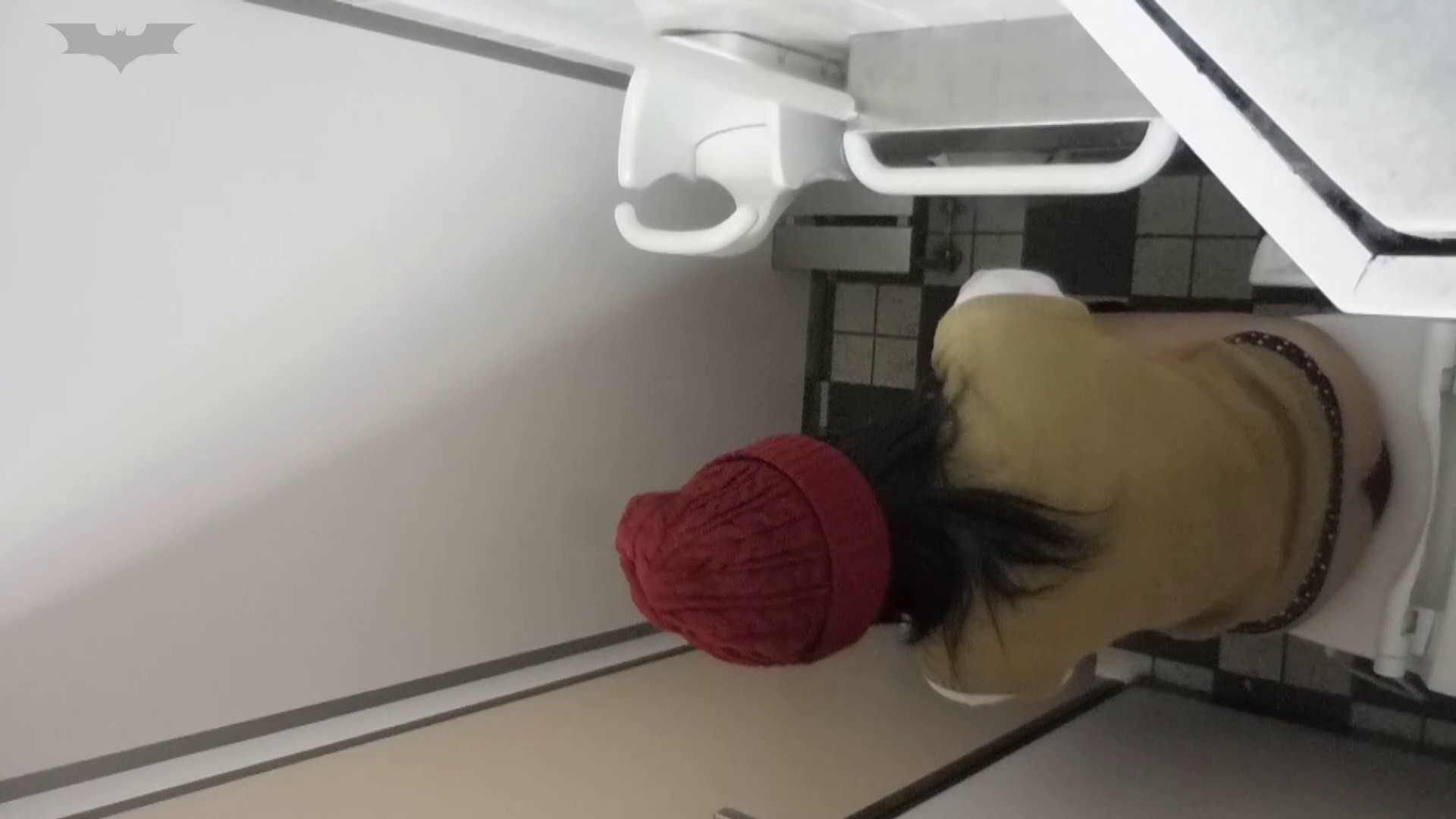 化粧室絵巻 駅舎編 VOL.22 季節外れの冬服特集!! 黄金水   細身  74画像 67