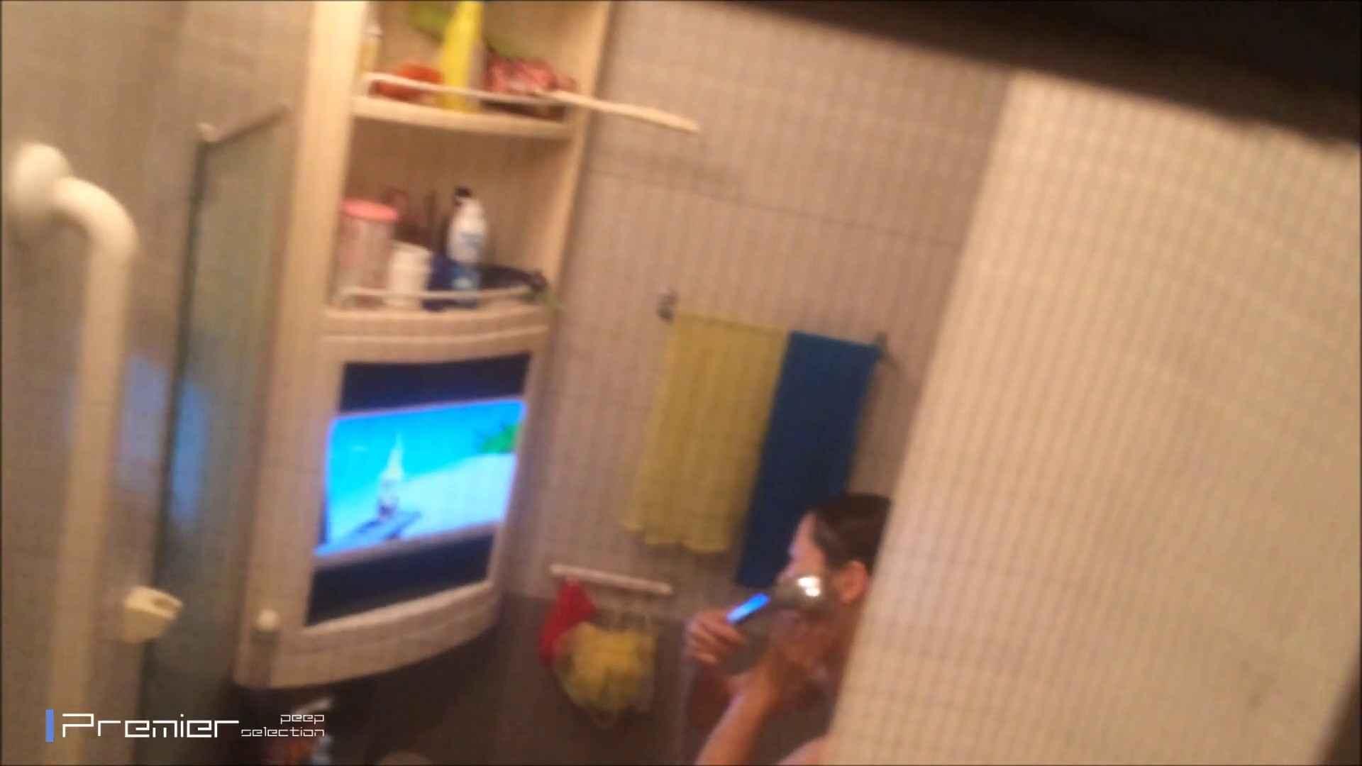 美女のテレビを見ながらの入浴 乙女の風呂場 Vol.21 盗撮 | 細身  61画像 15
