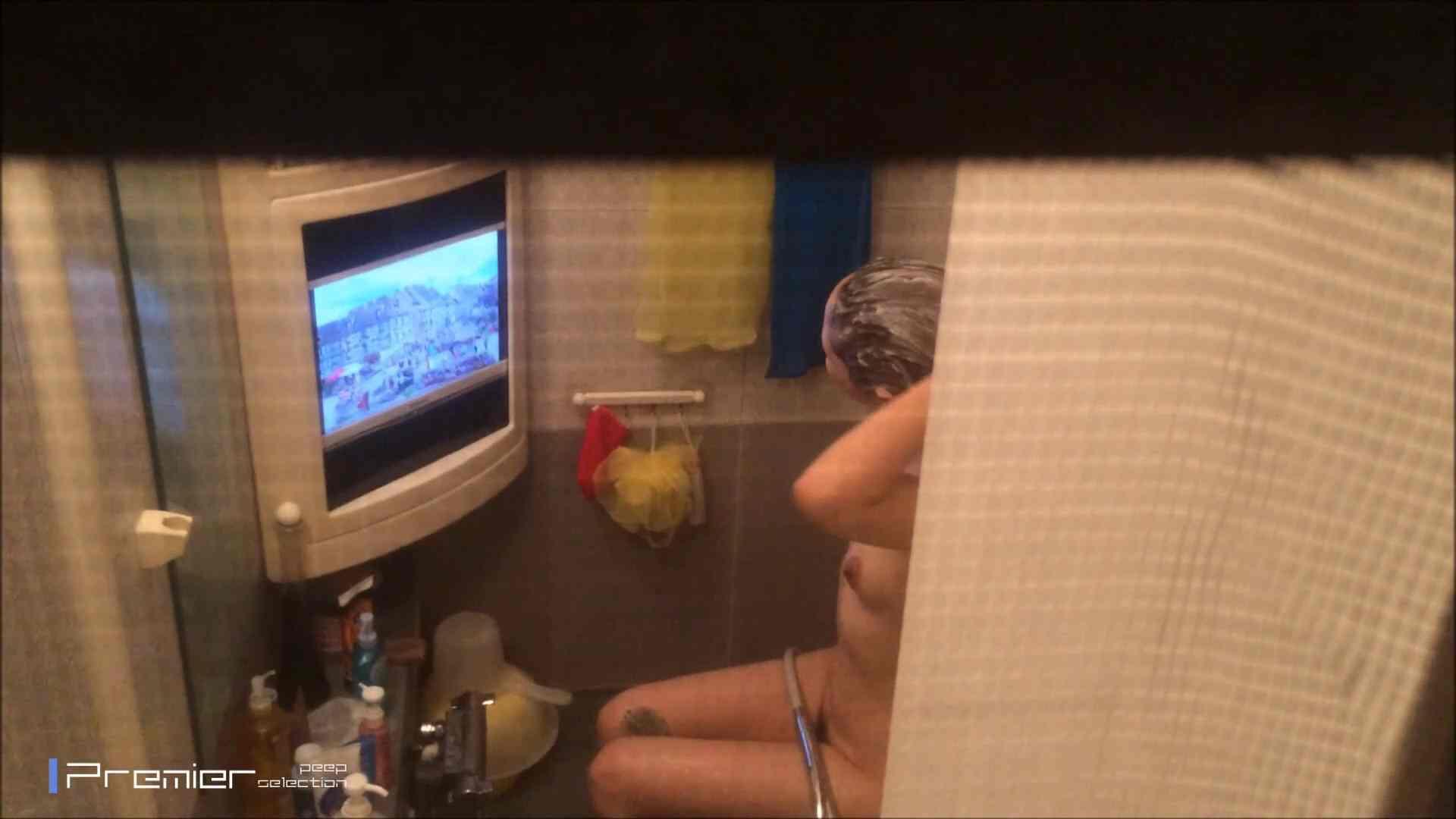 美女のテレビを見ながらの入浴 乙女の風呂場 Vol.21 盗撮 | 細身  61画像 27