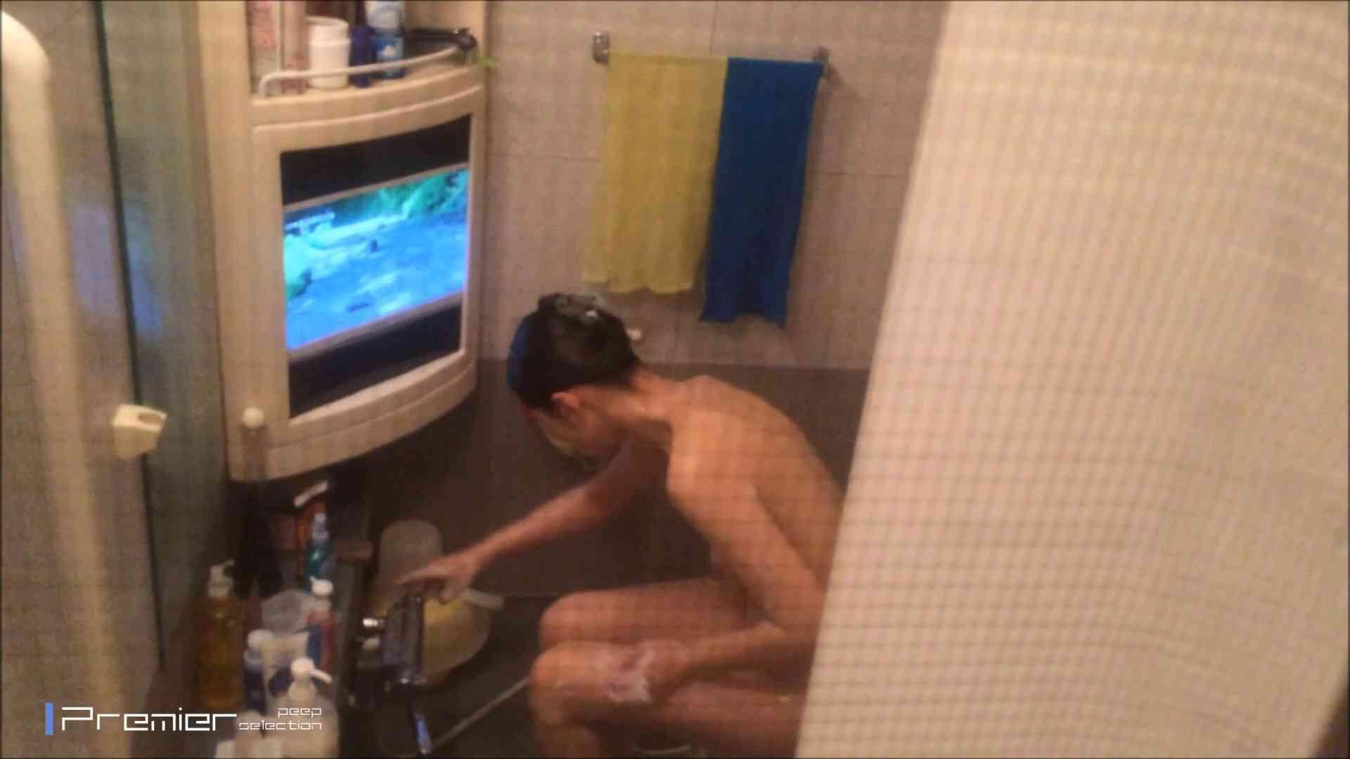 美女のテレビを見ながらの入浴 乙女の風呂場 Vol.21 盗撮 | 細身  61画像 50