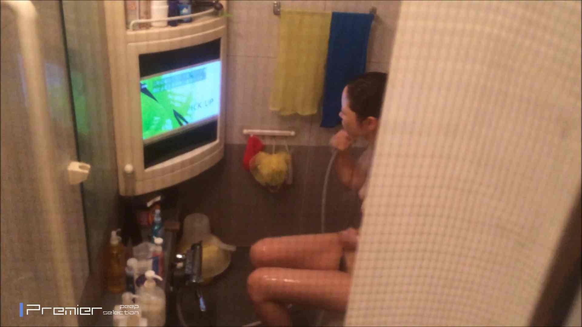 美女のテレビを見ながらの入浴 乙女の風呂場 Vol.21 盗撮 | 細身  61画像 54