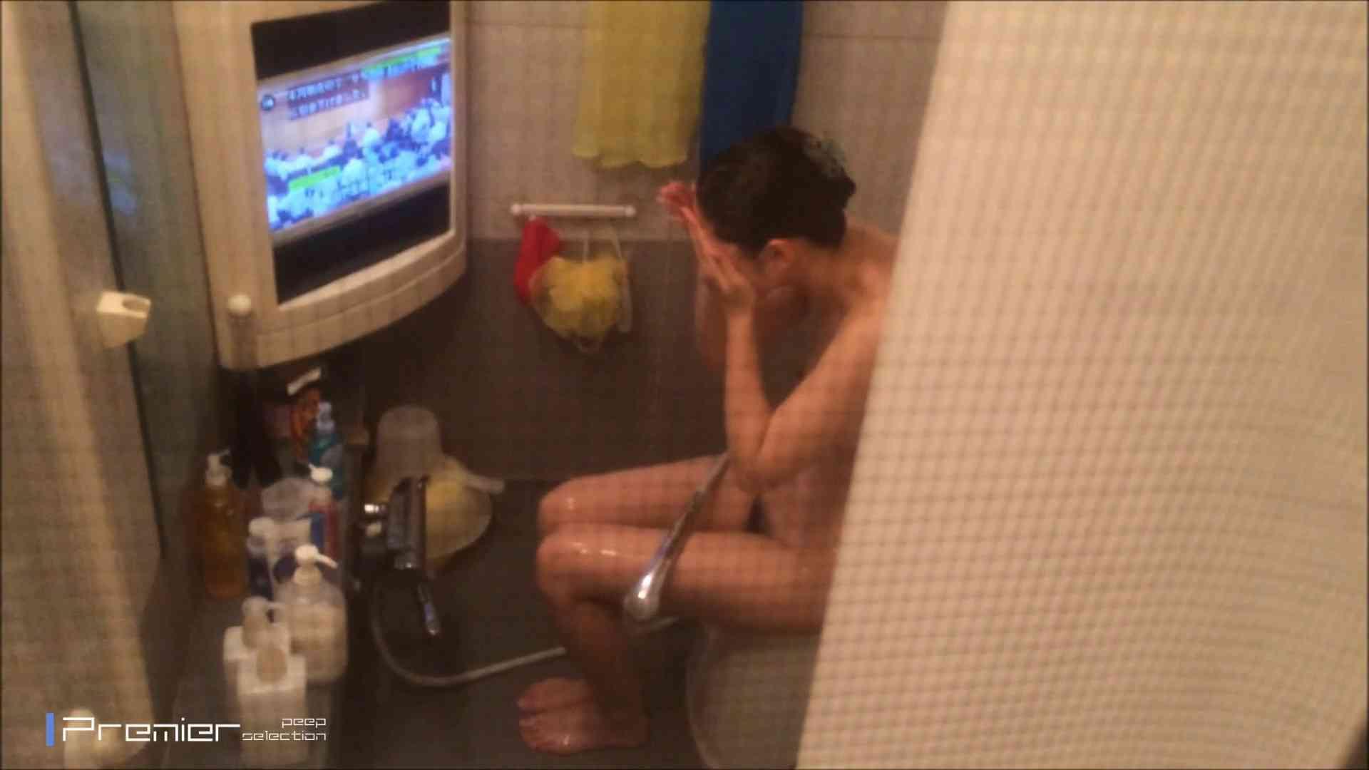 美女のテレビを見ながらの入浴 乙女の風呂場 Vol.21 盗撮 | 細身  61画像 56