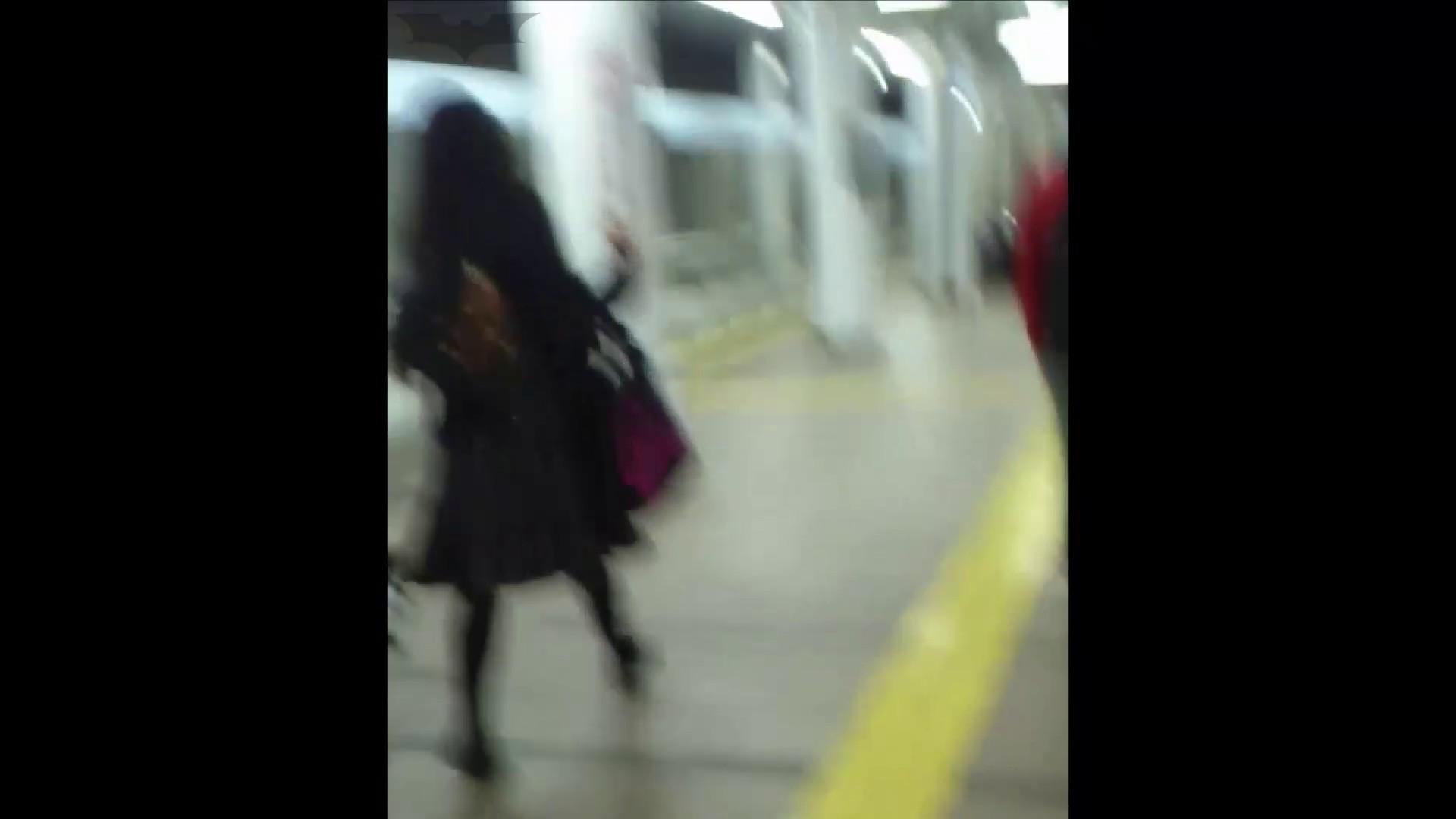 盗撮列車 Vol.14 お嬢様のバックプリントパンツ 盗撮 | 細身  105画像 24