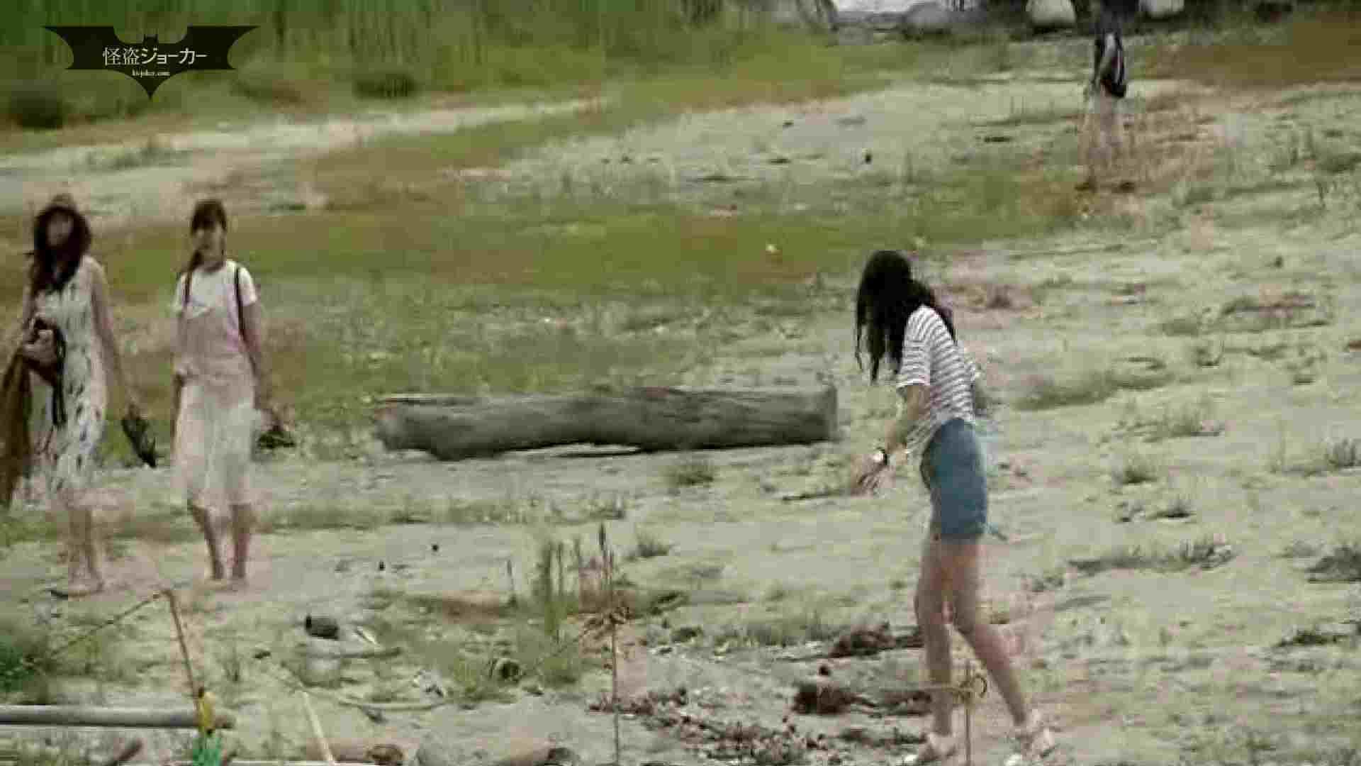 夏の思い出浜辺トイレ盗撮Vol.11 超若いギャル 高評価 | 潜入  50画像 7