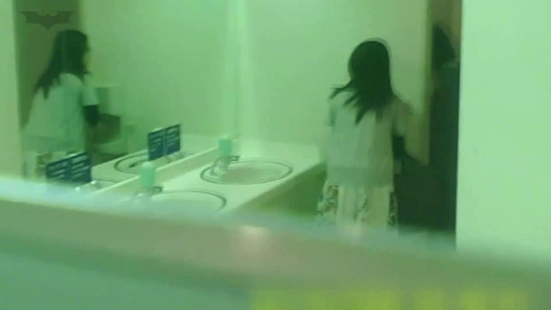 夏の思い出浜辺トイレ盗撮Vol.19 丸見えマンコ | 洗面所  46画像 8