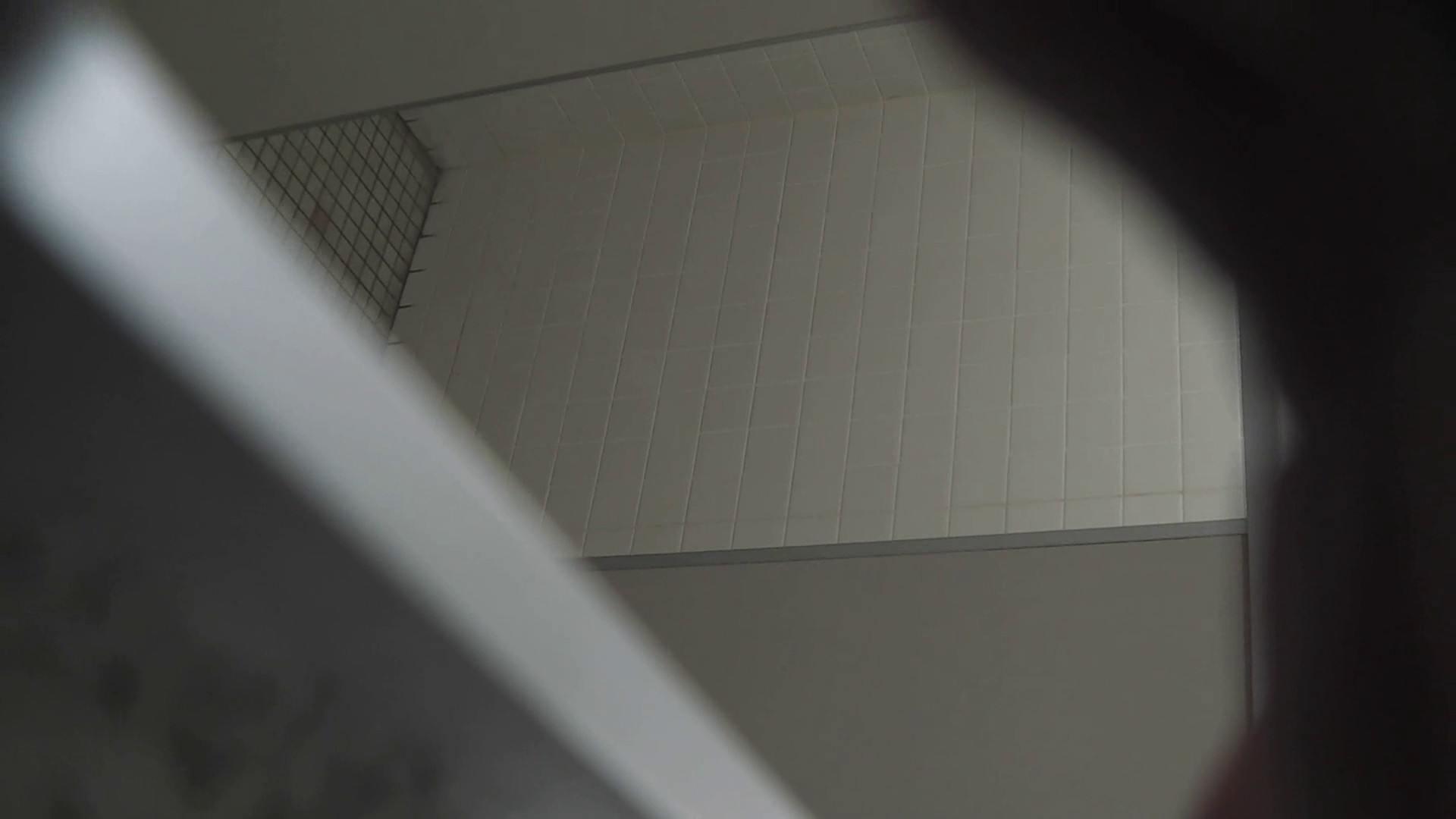 お銀さんの「洗面所突入レポート!!」 vol.28小島陽菜似のピンクオシャレさん 丸見えマンコ   洗面所  111画像 30
