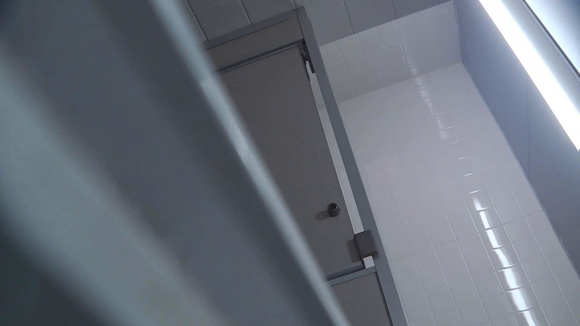 お銀さんの「洗面所突入レポート!!」 vol.28小島陽菜似のピンクオシャレさん 丸見えマンコ   洗面所  111画像 46