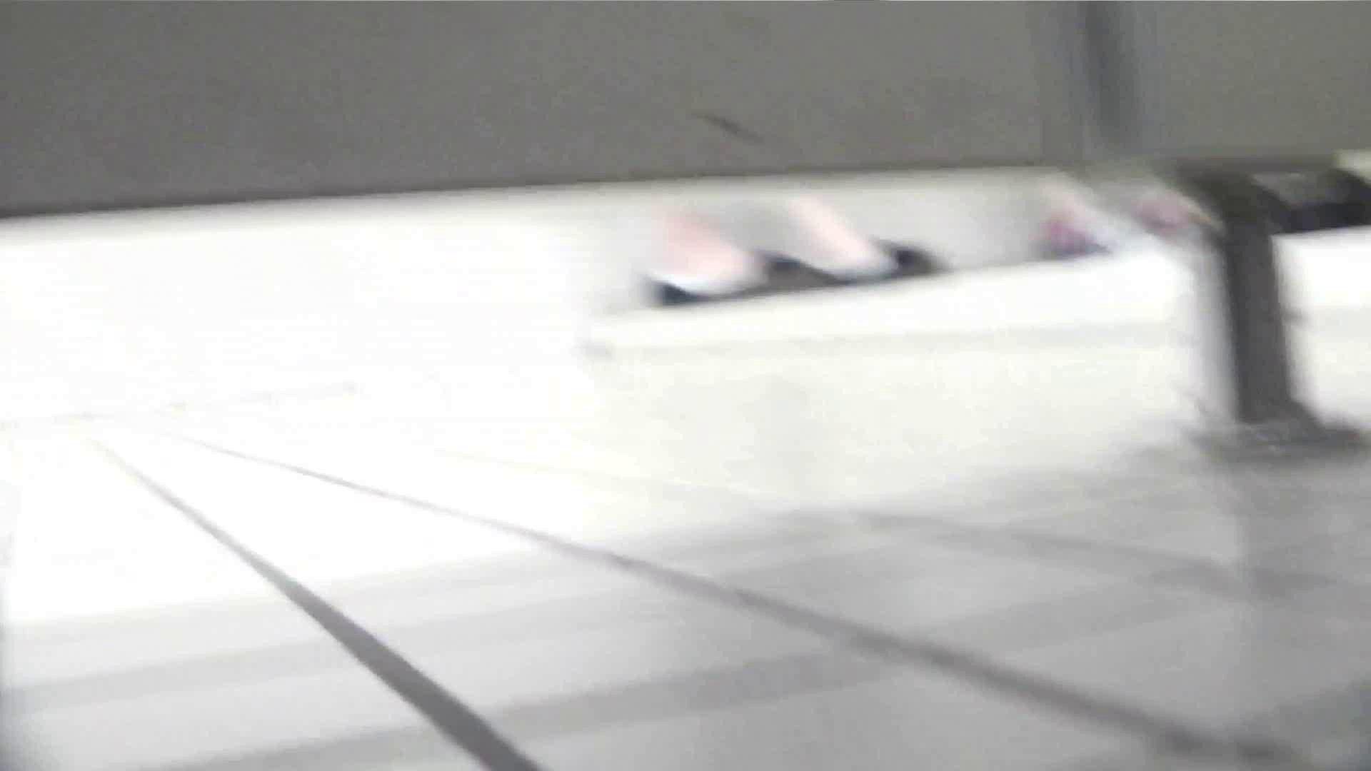 お銀さんの「洗面所突入レポート!!」 vol.28小島陽菜似のピンクオシャレさん 丸見えマンコ   洗面所  111画像 66