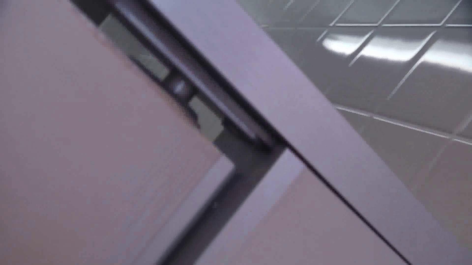 お銀さんの「洗面所突入レポート!!」 vol.28小島陽菜似のピンクオシャレさん 丸見えマンコ   洗面所  111画像 76