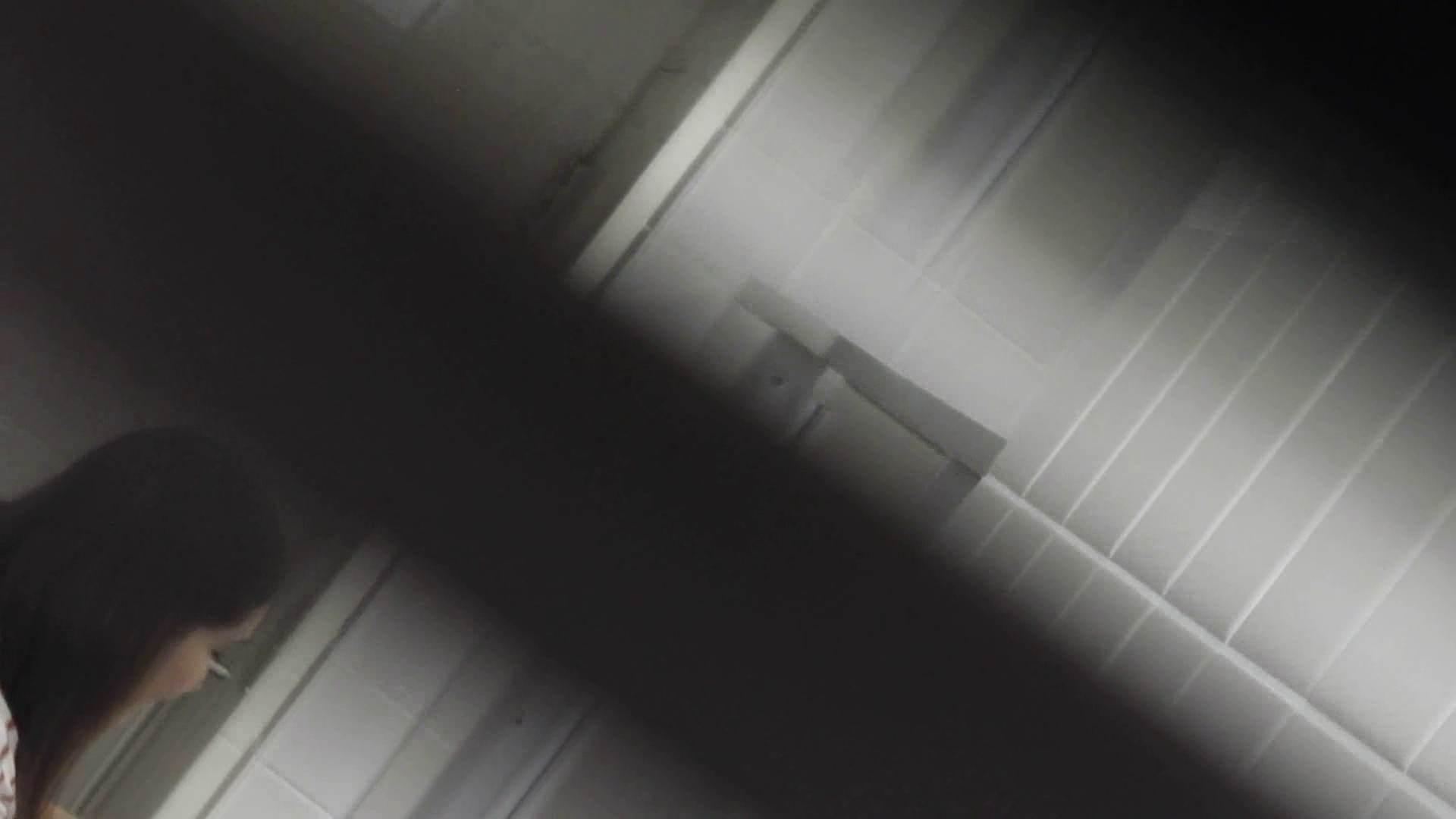 お銀さんの「洗面所突入レポート!!」 vol.28小島陽菜似のピンクオシャレさん 丸見えマンコ   洗面所  111画像 93