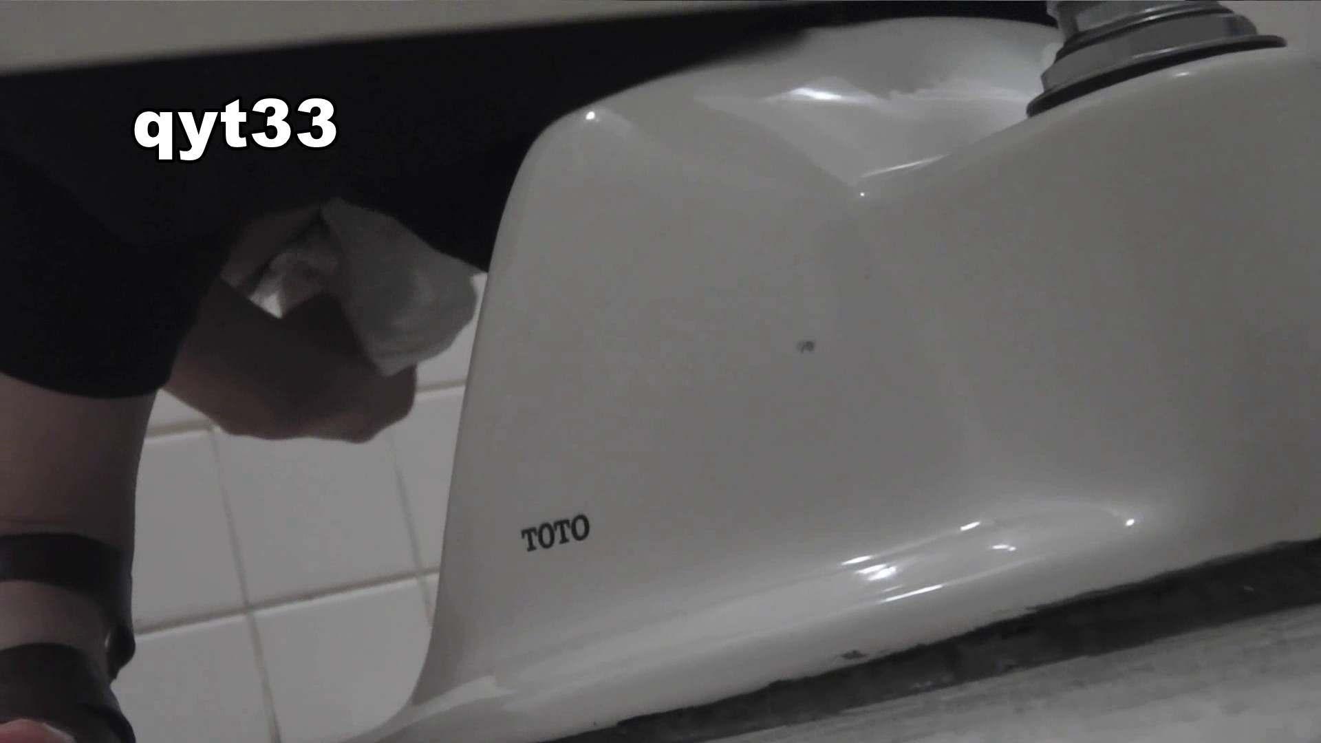 お銀さんの「洗面所突入レポート!!」 vol.33 獲物は逃しません 美人 | 丸見えマンコ  112画像 38
