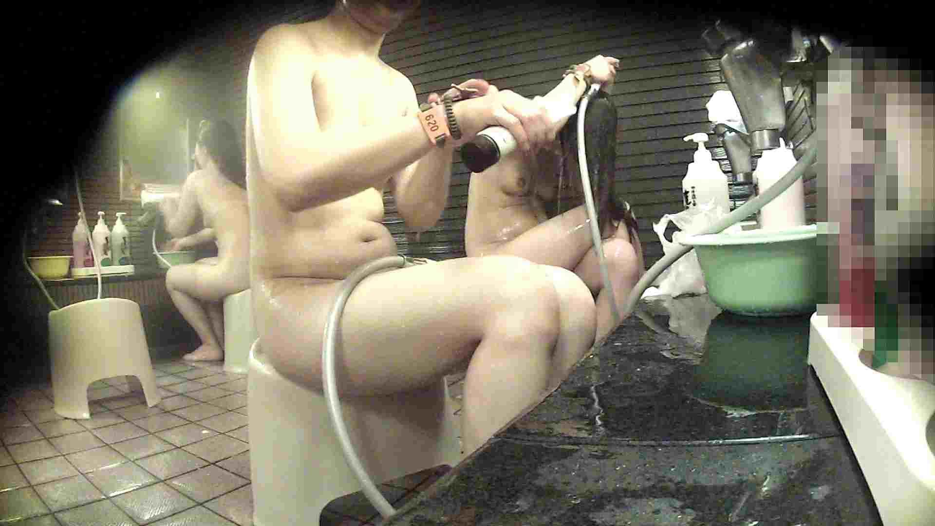 洗い場!何もかもがイマイチと言える2人組 潜入 | 美乳  74画像 50