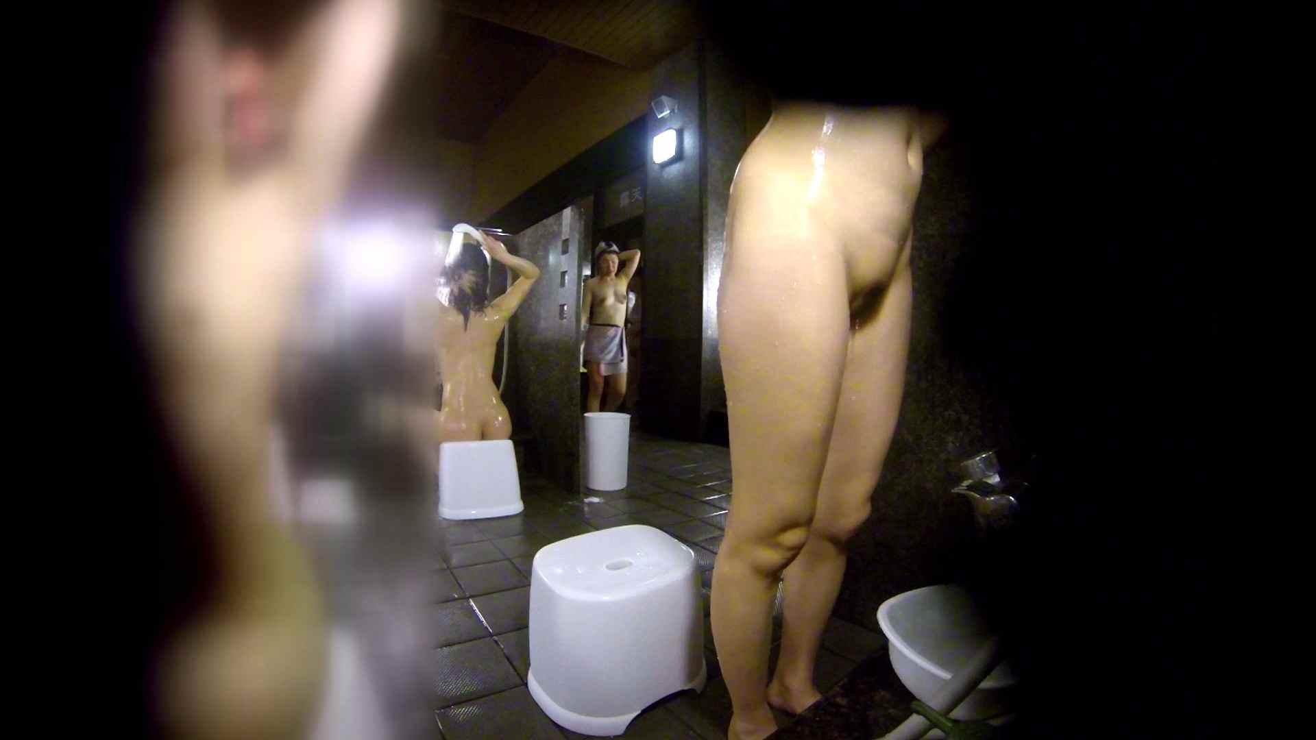 洗い場!SAM似のアラサーさん アラ30   銭湯  99画像 9