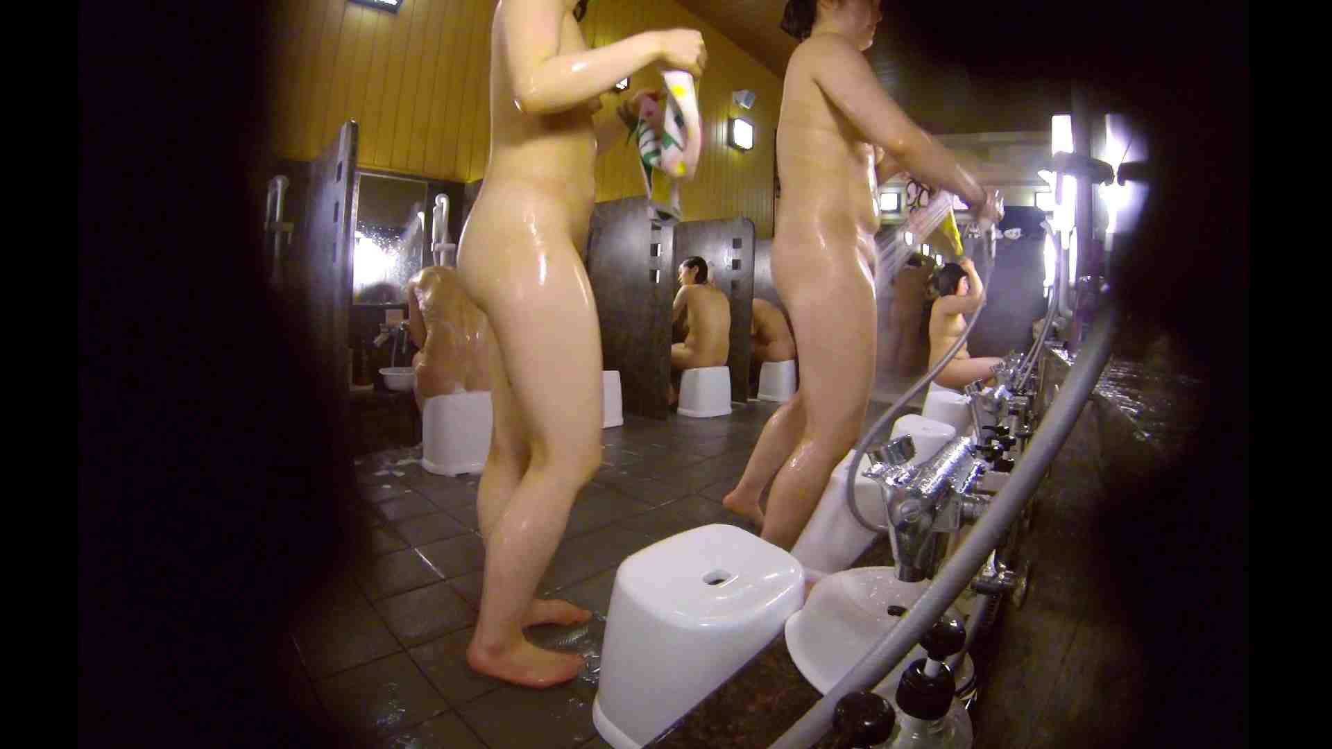 洗い場!ムッチリの2人組。美女ではないですが、触りたくなる体つき 美肌   むっちり  54画像 16