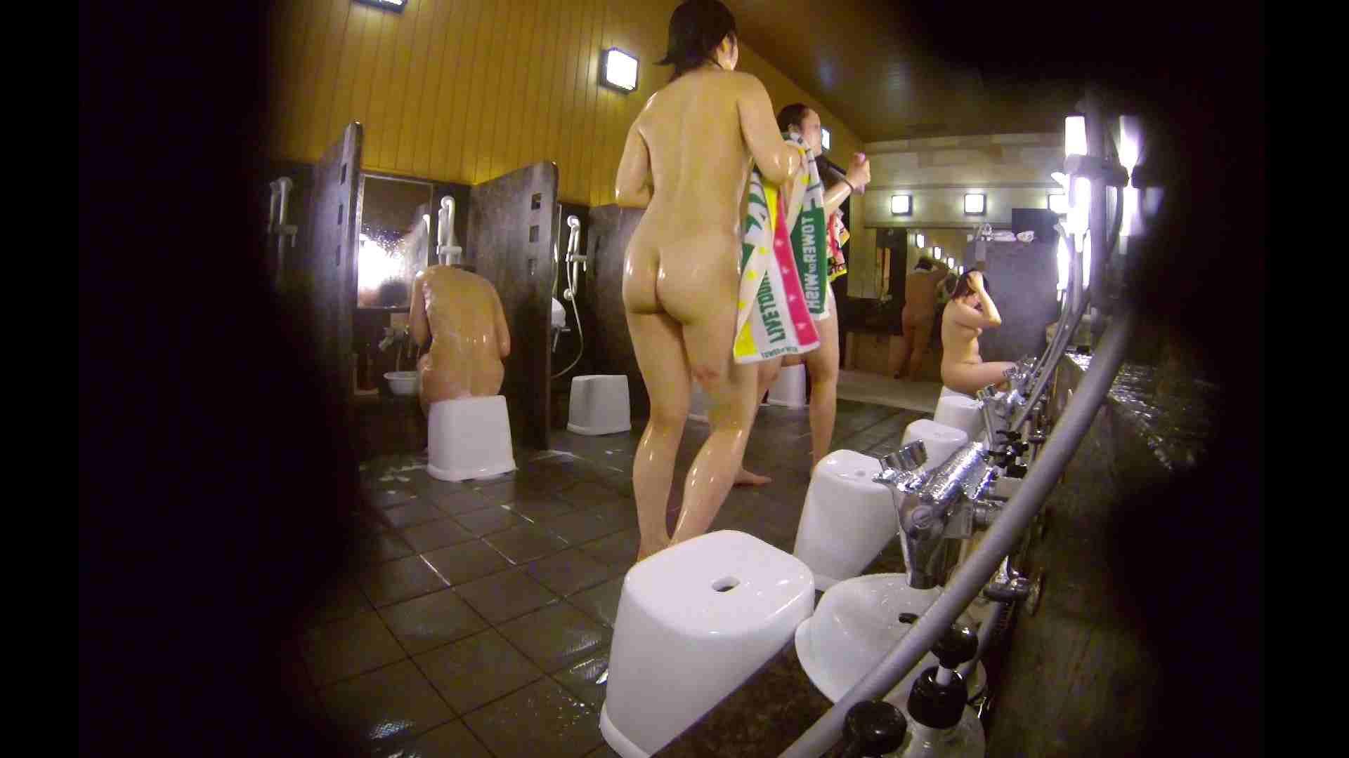 洗い場!ムッチリの2人組。美女ではないですが、触りたくなる体つき 美肌   むっちり  54画像 17