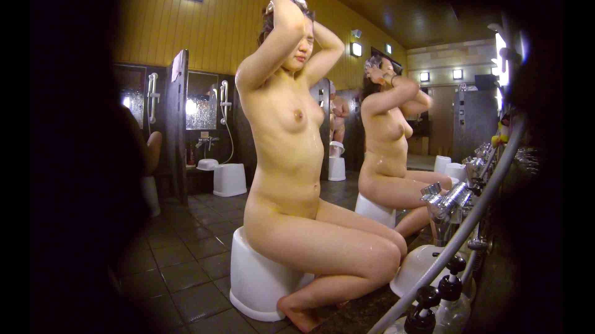 洗い場!ムッチリの2人組。美女ではないですが、触りたくなる体つき 美肌   むっちり  54画像 25