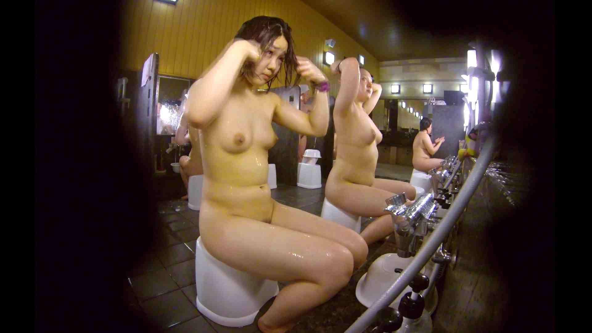 洗い場!ムッチリの2人組。美女ではないですが、触りたくなる体つき 美肌   むっちり  54画像 32