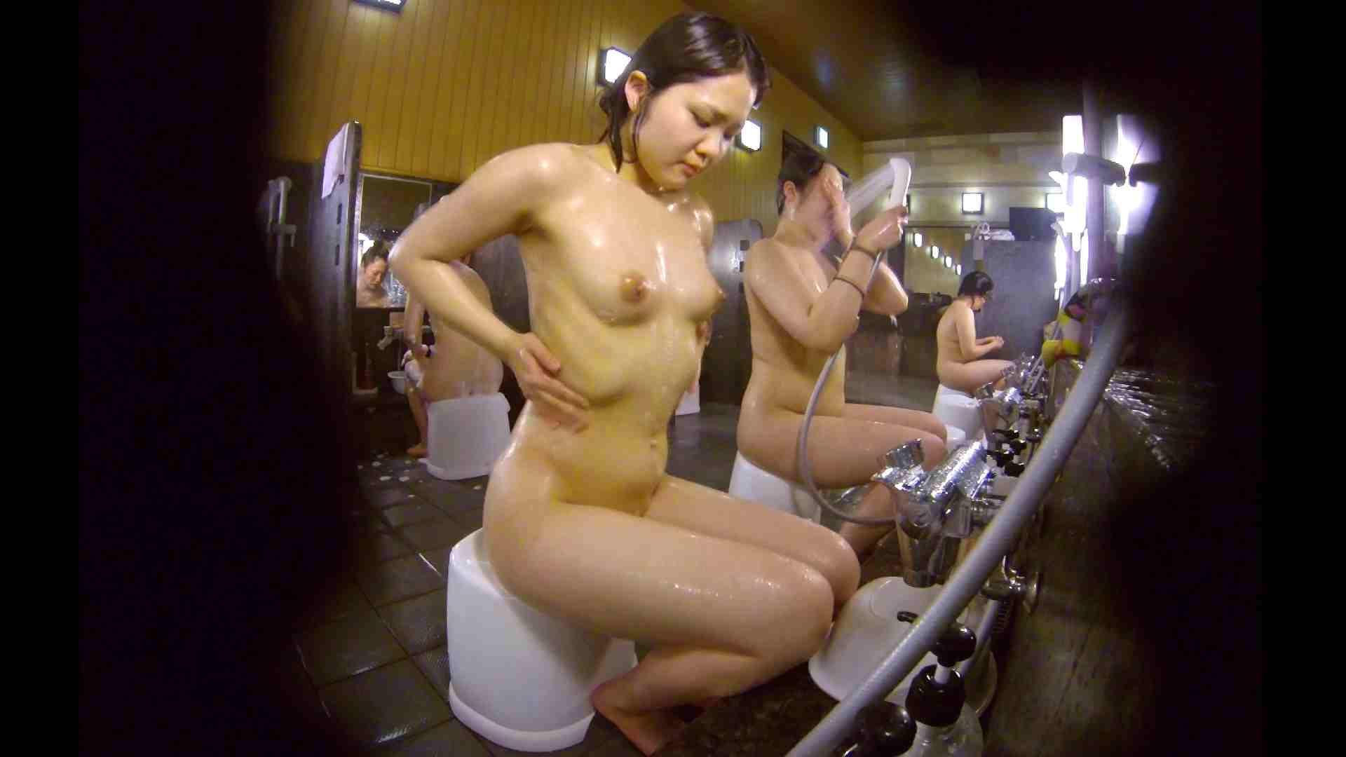 洗い場!ムッチリの2人組。美女ではないですが、触りたくなる体つき 美肌   むっちり  54画像 44