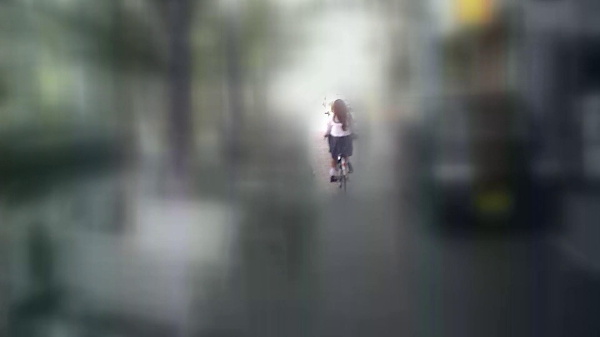 自転車パンチラ Vol.07 おしり | 高画質  89画像 18