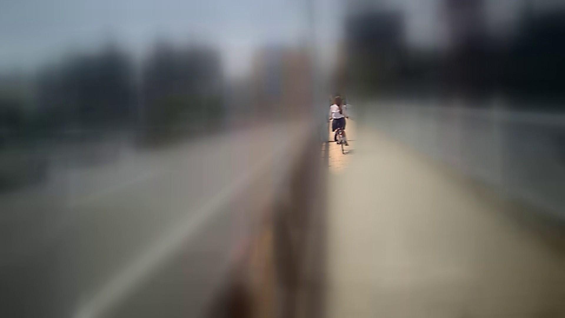 自転車パンチラ Vol.07 おしり | 高画質  89画像 30