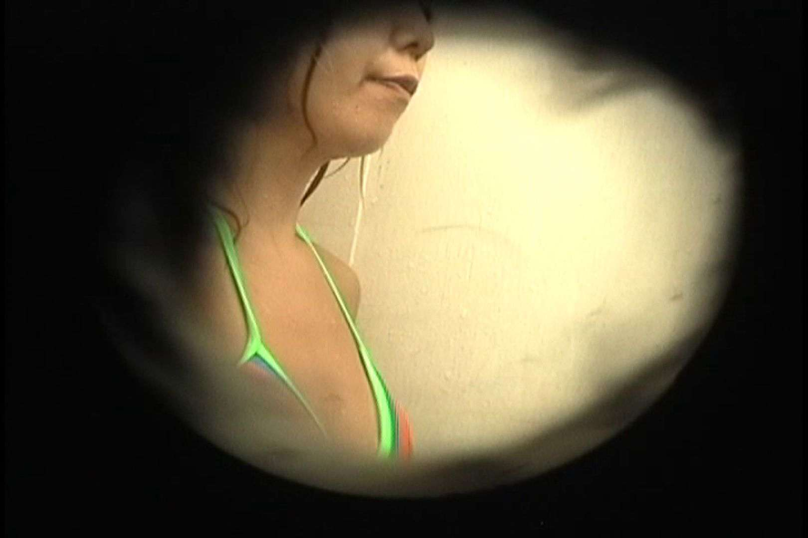 No.26 腰にタトゥー、バックスジマン発見! シャワー室   シャワー  113画像 51