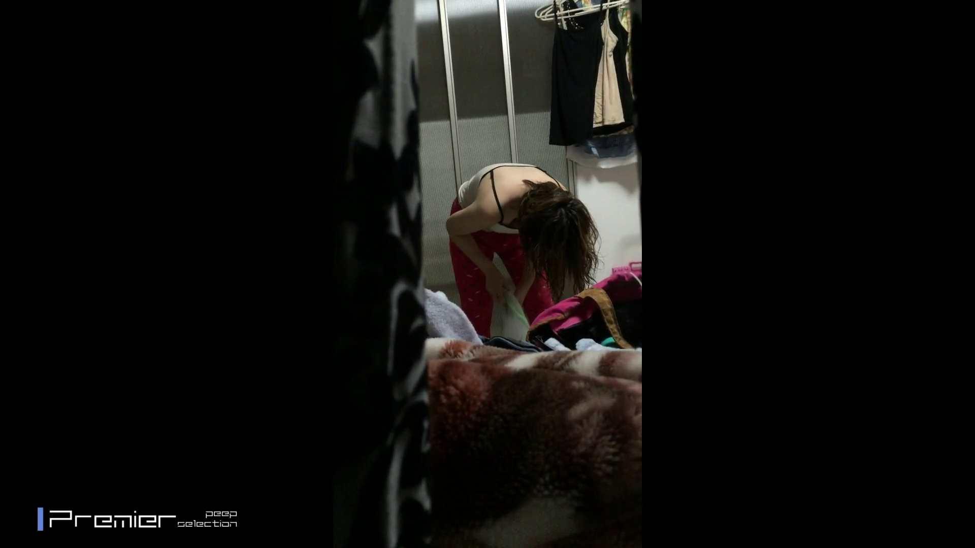 独り暮らし女子たちの着替え 美女達の私生活に潜入! ギャル | 美女H映像  40画像 17