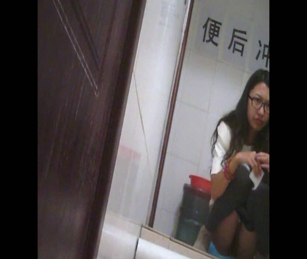 Vol.03 黒縁メガネが似合ってます。 丸見えマンコ | 洗面所  79画像 58