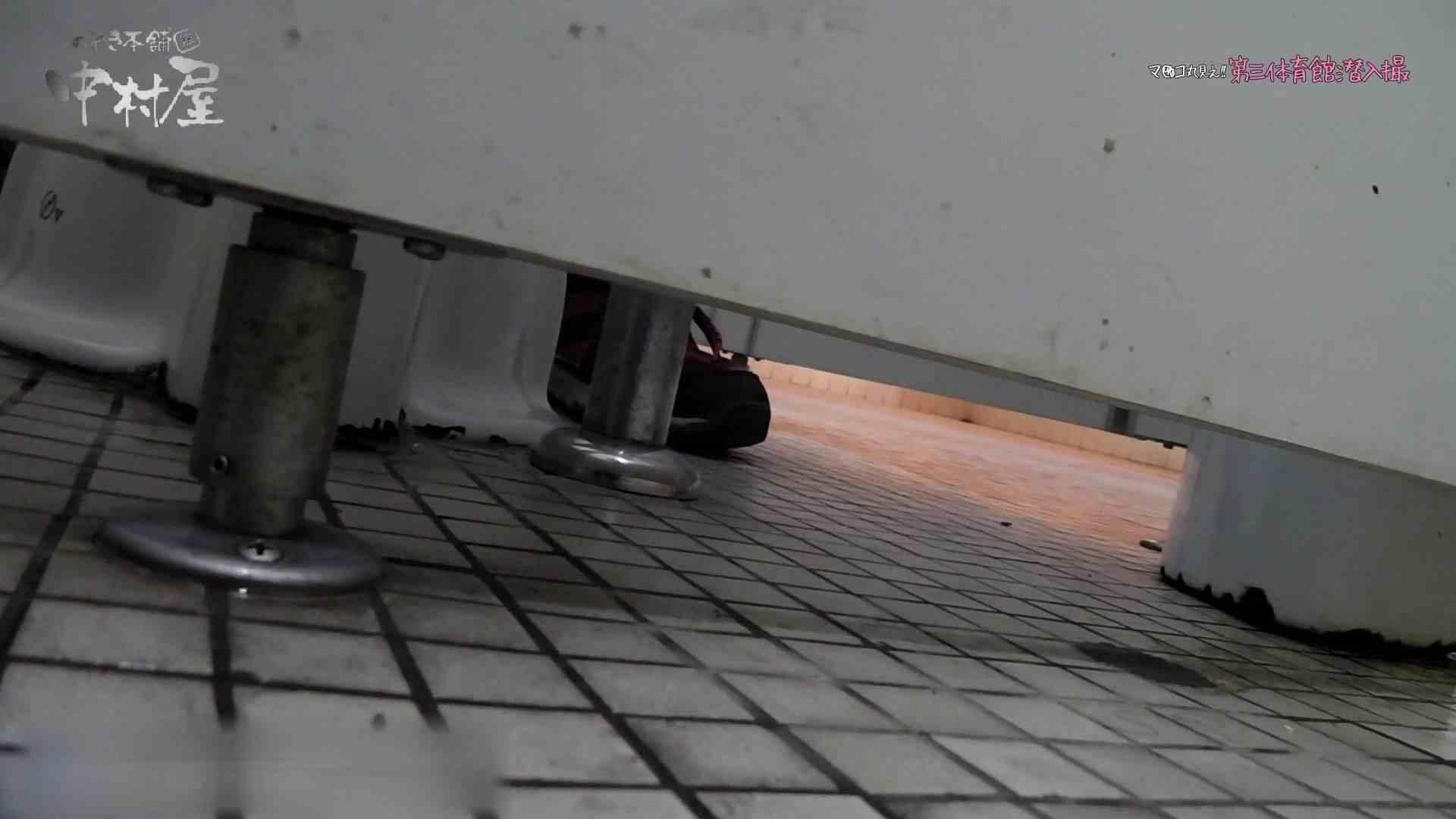 第三体育館File044長身のバレー部員が目の前の個室に入ってくれました。後編 0 | 0  82画像 79