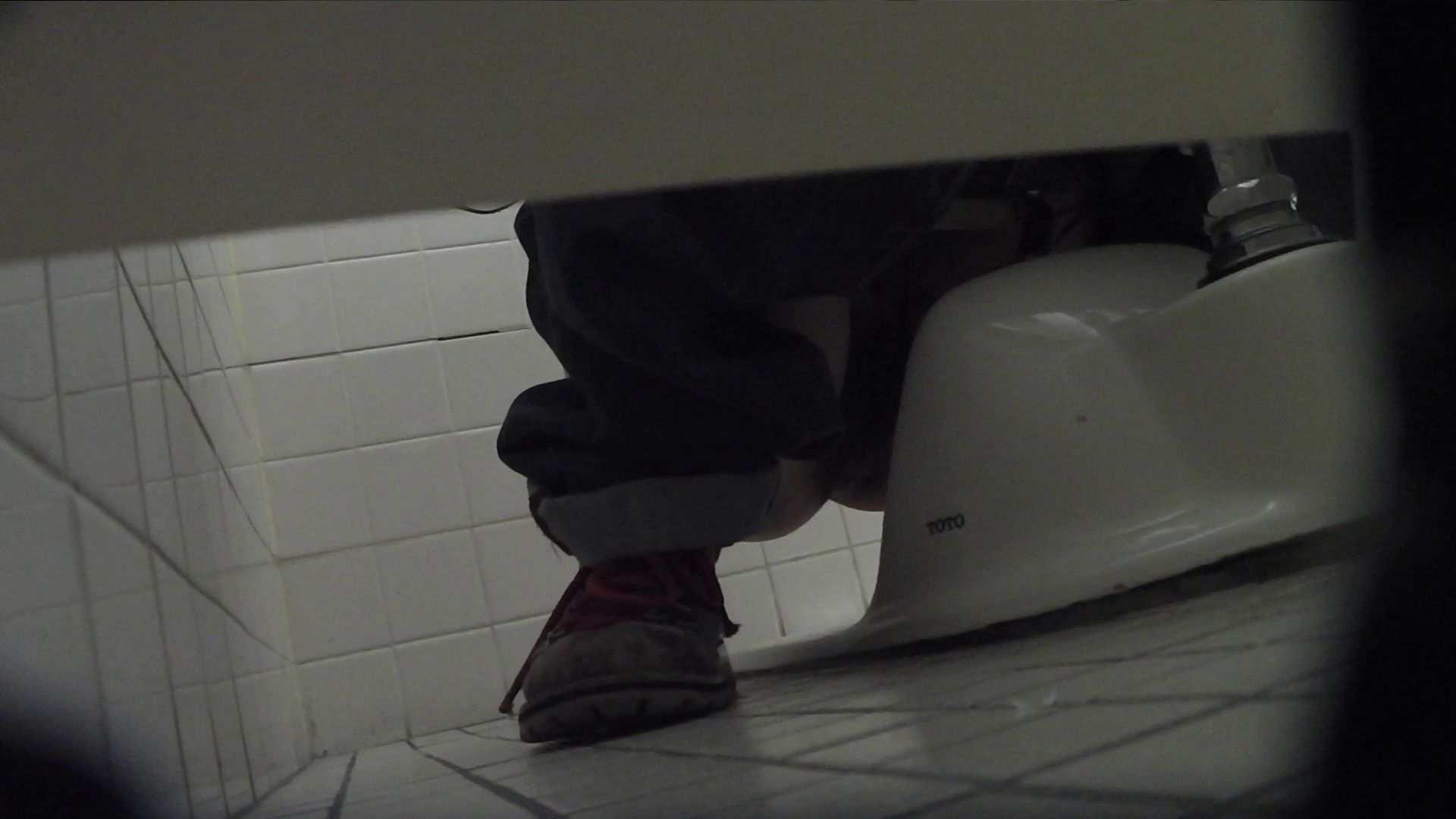 vol.08 命がけ潜伏洗面所! 黒ストッキングが流行りです。 0 | 0  97画像 3