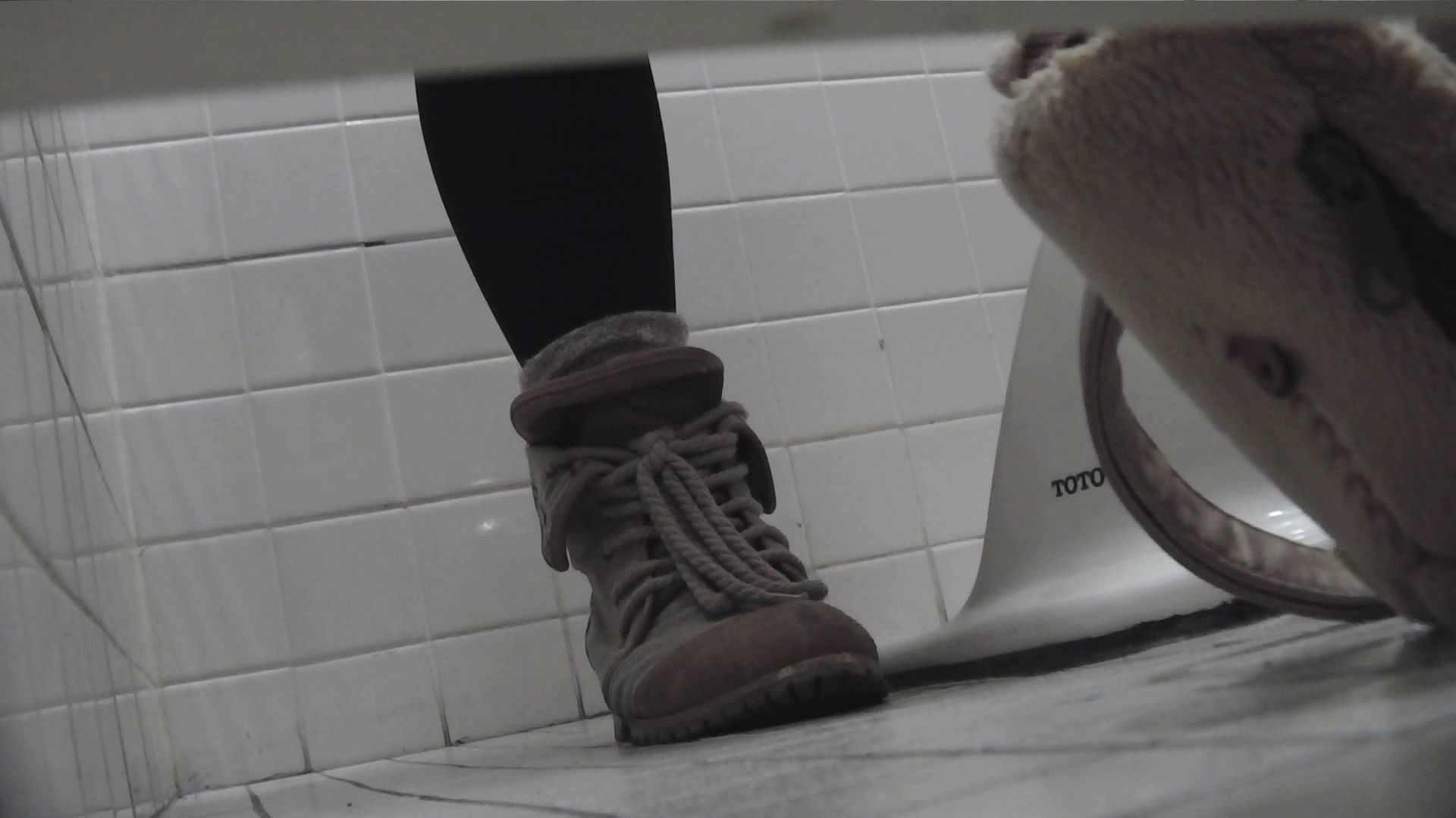 vol.08 命がけ潜伏洗面所! 黒ストッキングが流行りです。 0 | 0  97画像 12