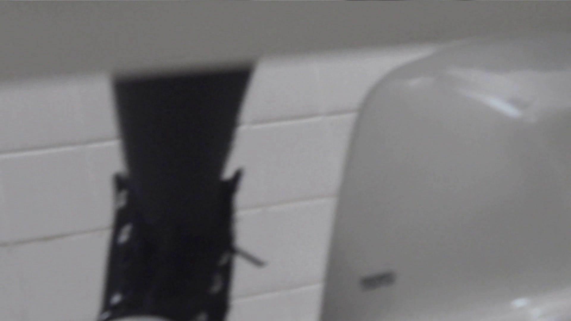 vol.08 命がけ潜伏洗面所! 黒ストッキングが流行りです。 0 | 0  97画像 57