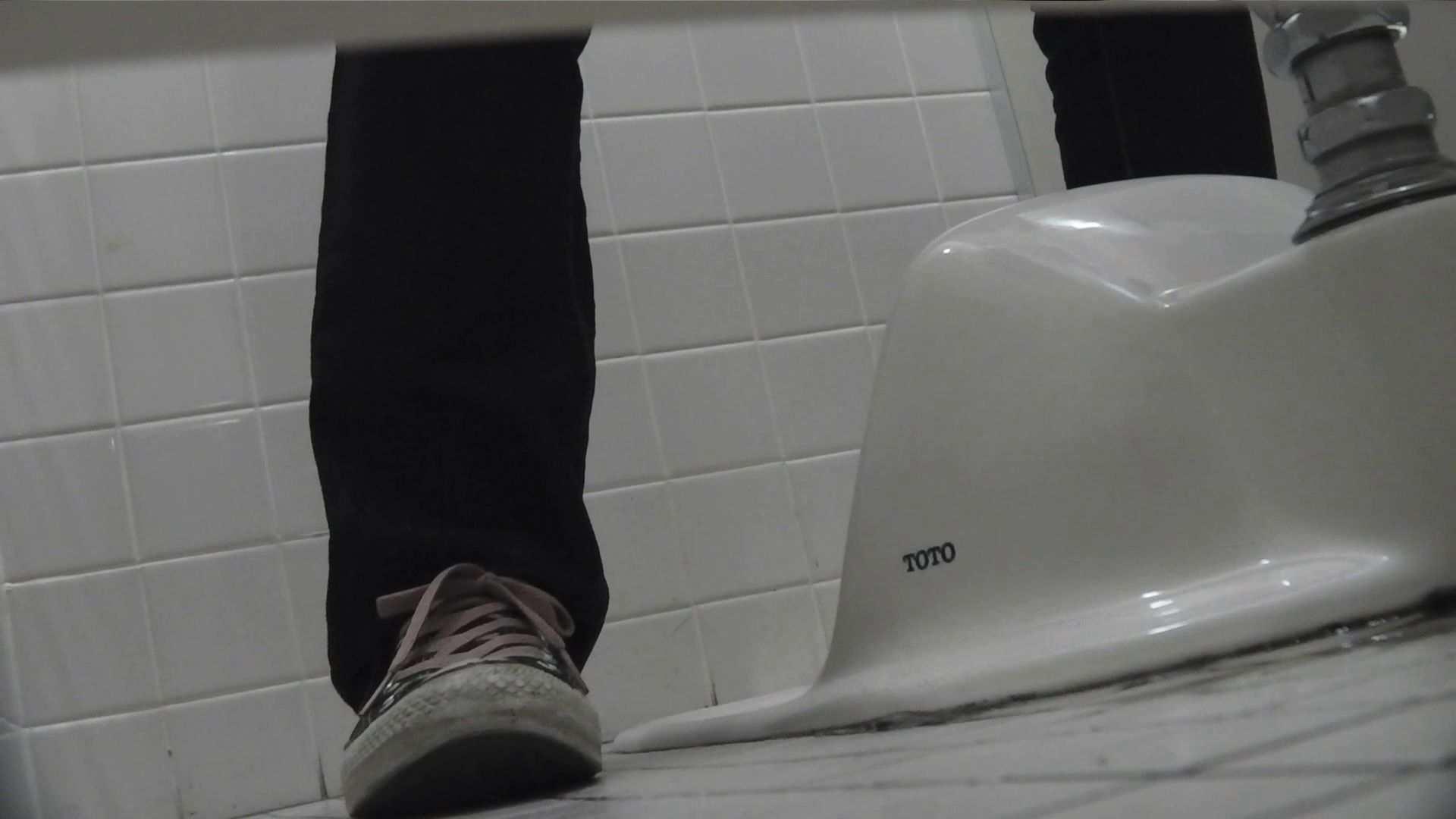 vol.08 命がけ潜伏洗面所! 黒ストッキングが流行りです。 0 | 0  97画像 80