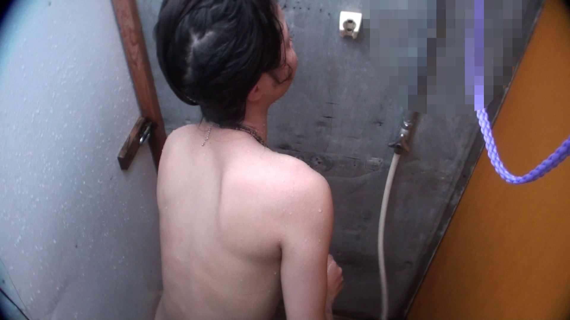 シャワールームは超!!危険な香りVol.21 オメメぱっちり貧乳ギャル鼻くそほじっても可愛いです 0   0  94画像 41