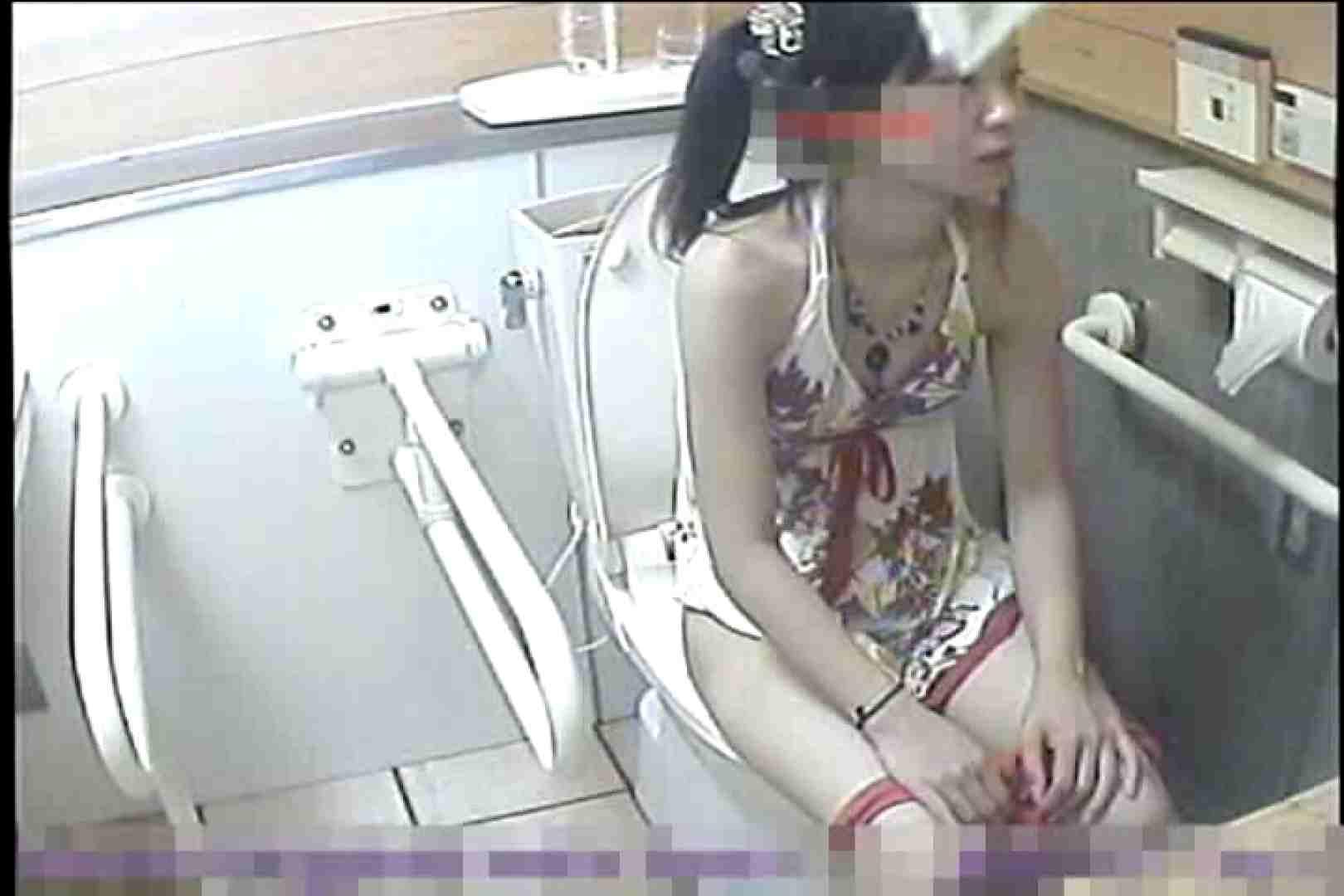 2点盗撮洗面所潜入レポートVol.7 洋式固定カメラ編 0 | 0  101画像 38