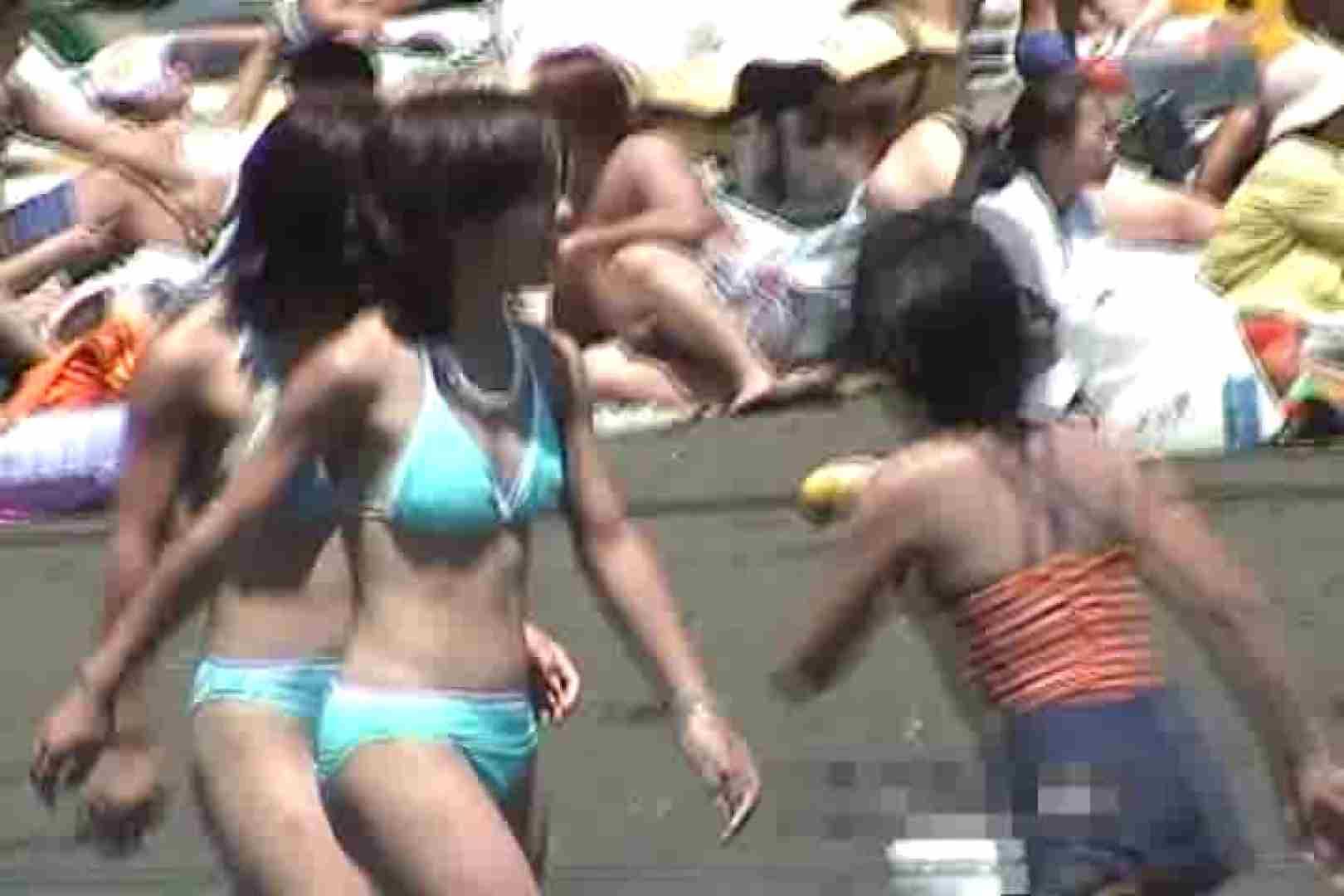 美少女を探せ!!真夏のビキニハーレムVol.8 0   0  22画像 15